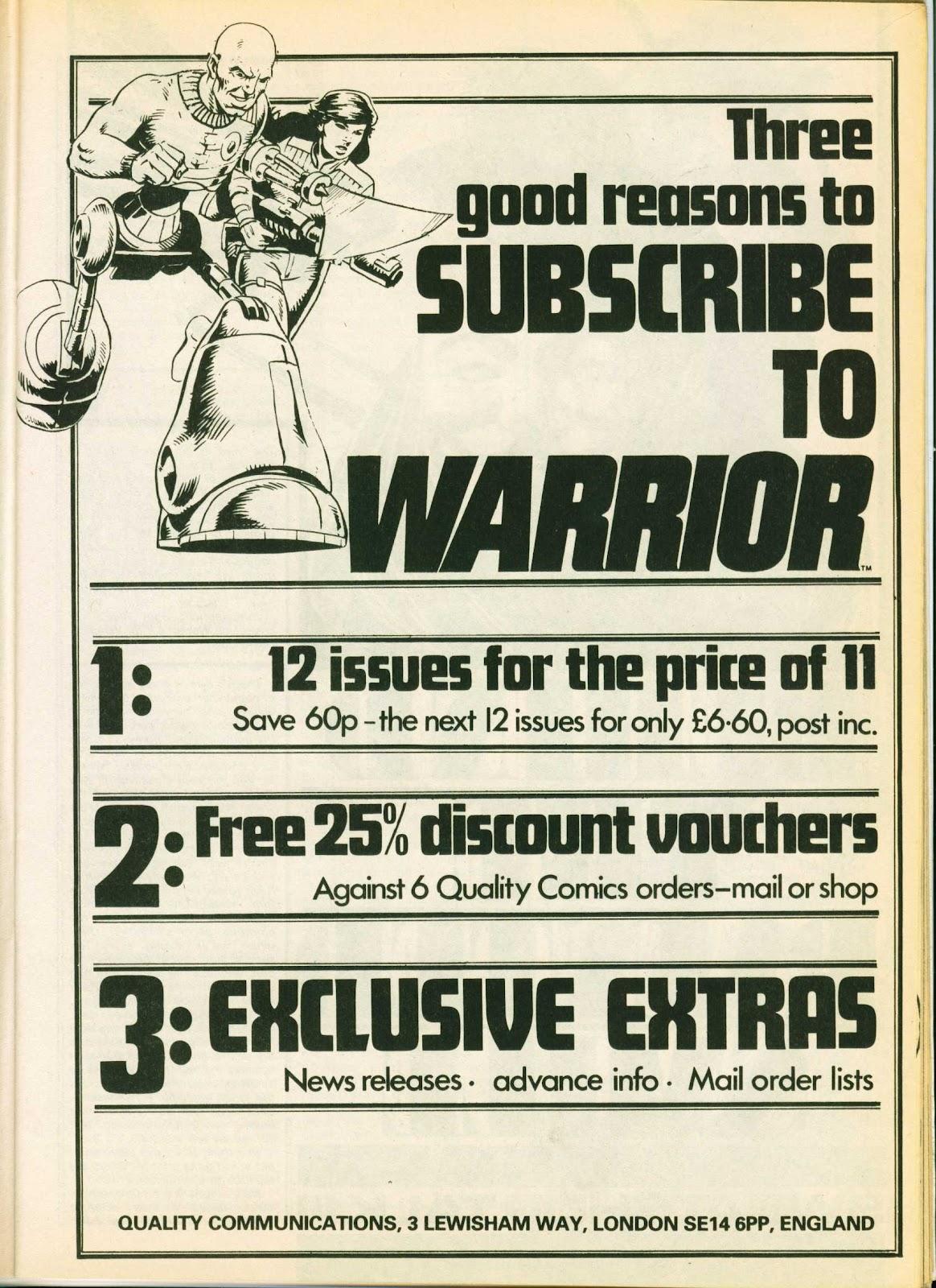Warrior Issue #17 #18 - English 17