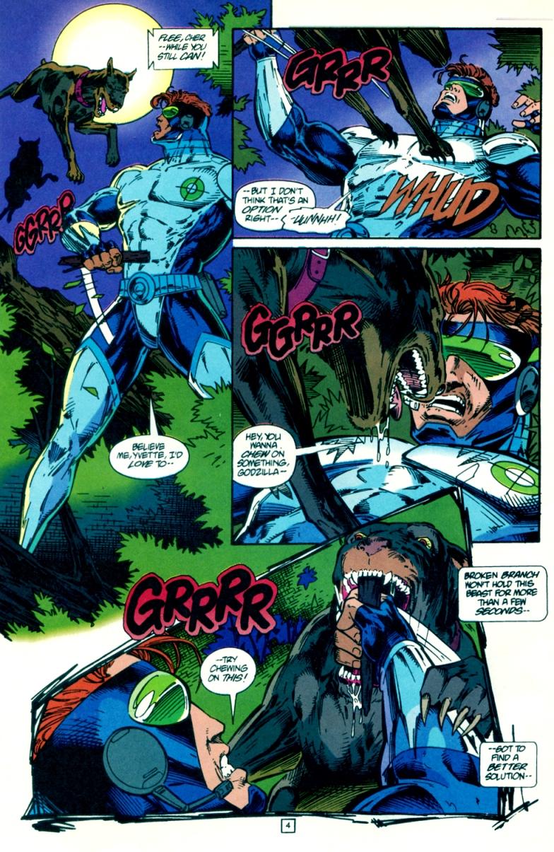 Read online Gunfire comic -  Issue #11 - 6