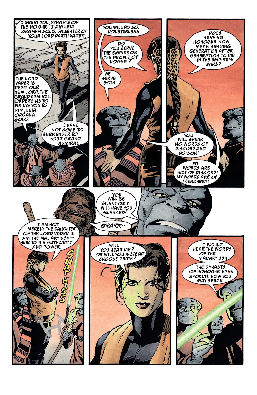 Read online Star Wars Legends: The New Republic - Epic Collection comic -  Issue # TPB 4 (Part 3) - 67