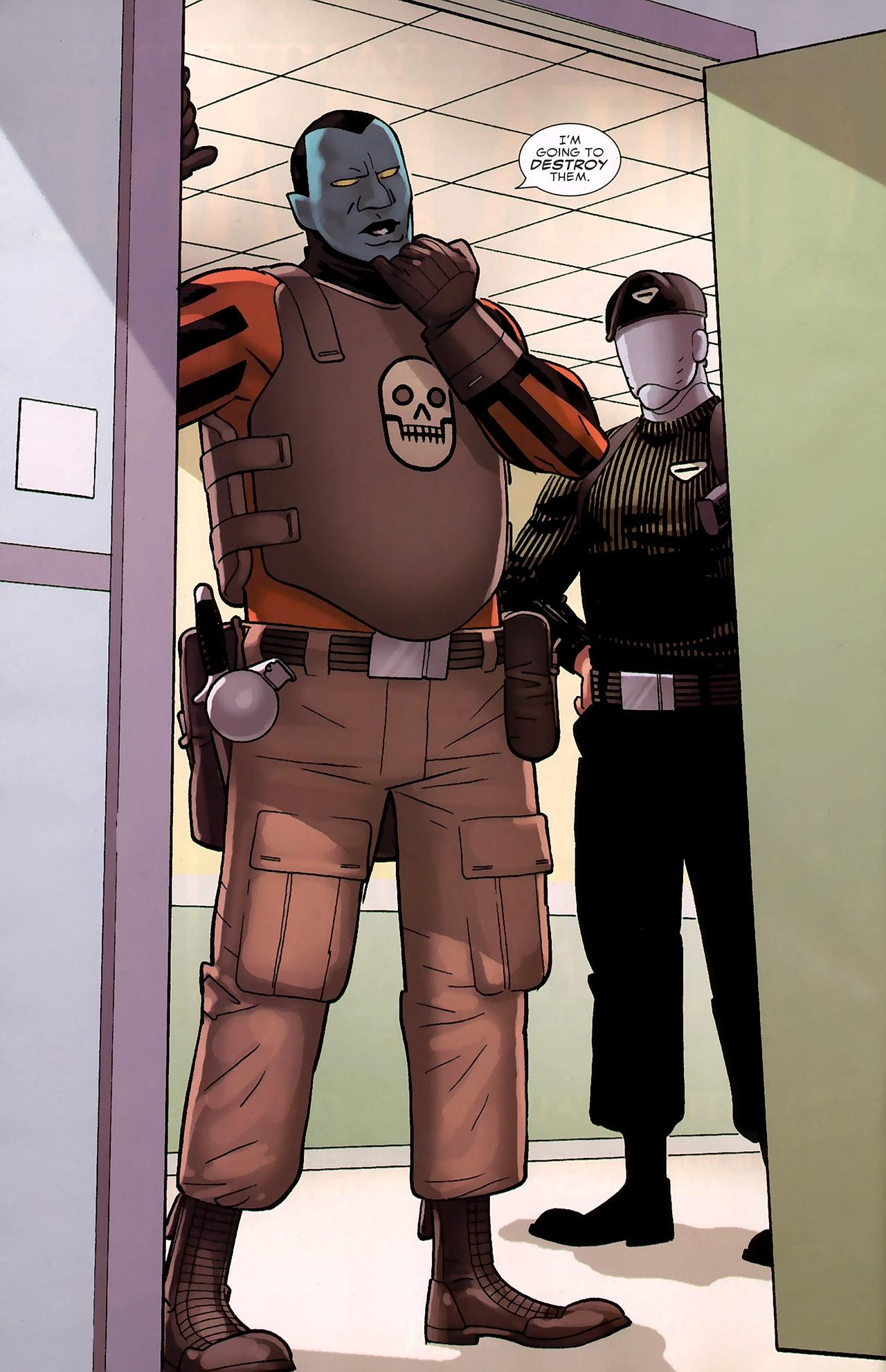 Read online Destroyer comic -  Issue #5 - 18