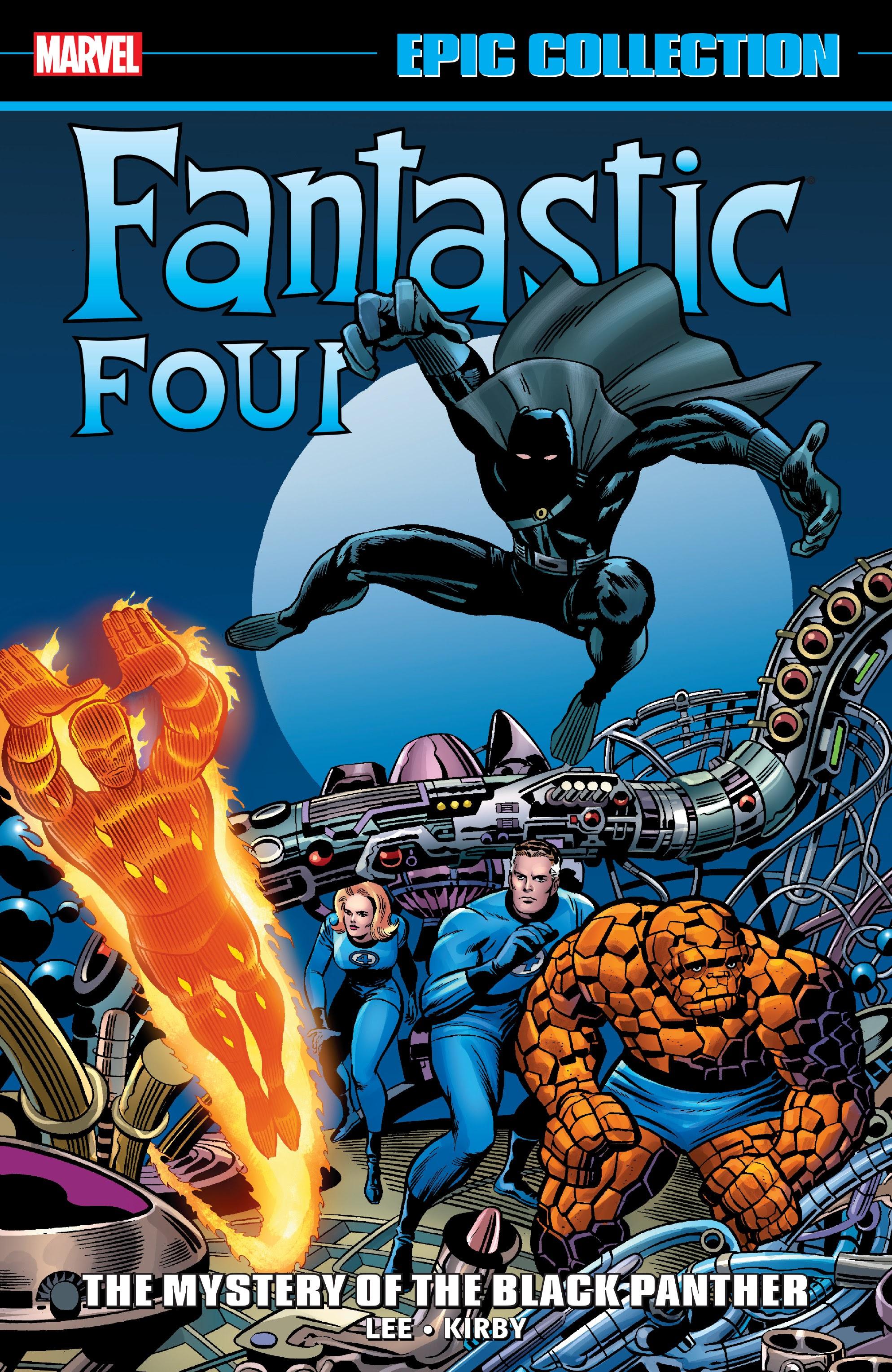 Fantastic Four Epic Collection: The Mystery of the Black Panther TPB_(Part_1) Page 1