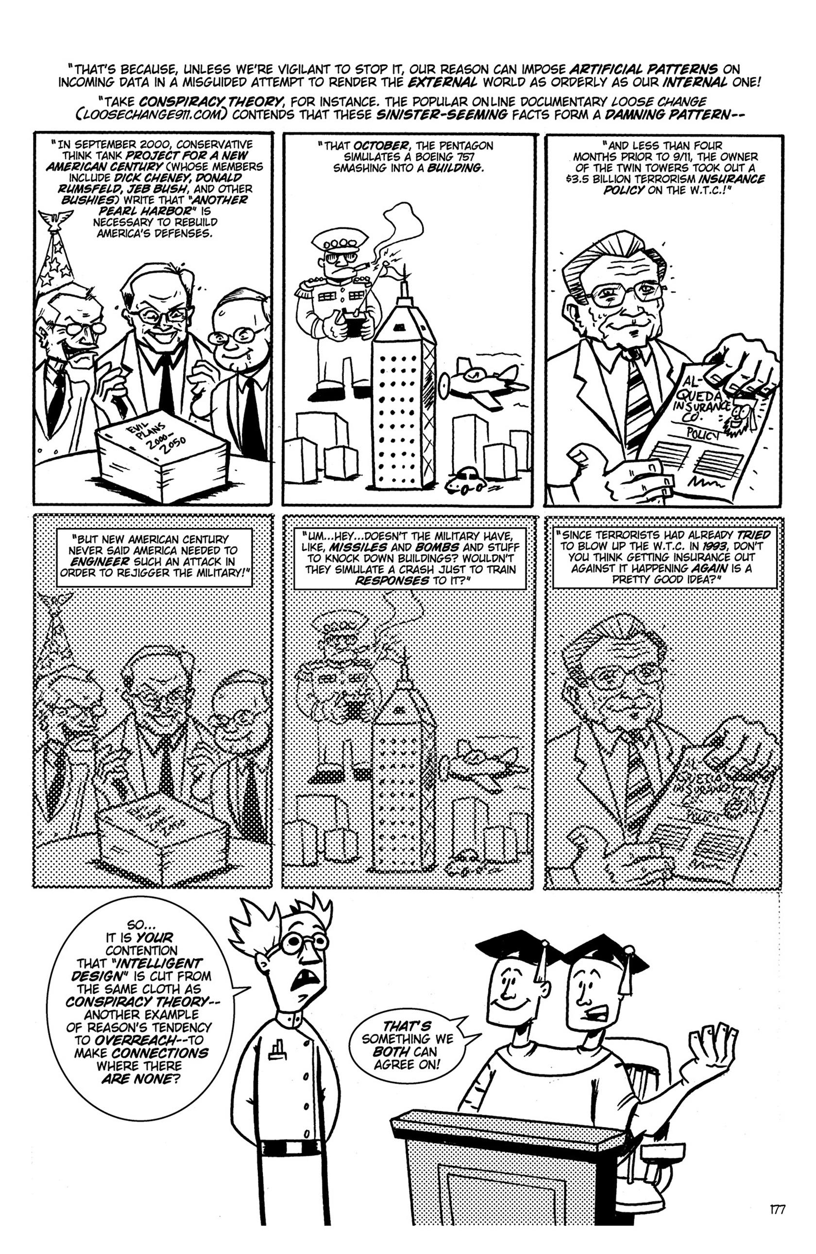 Read online Action Philosophers! comic -  Issue #Action Philosophers! TPB (Part 2) - 5