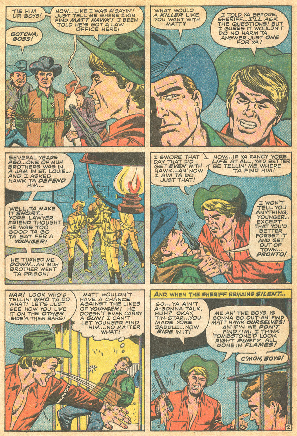 Read online Two-Gun Kid comic -  Issue #86 - 4