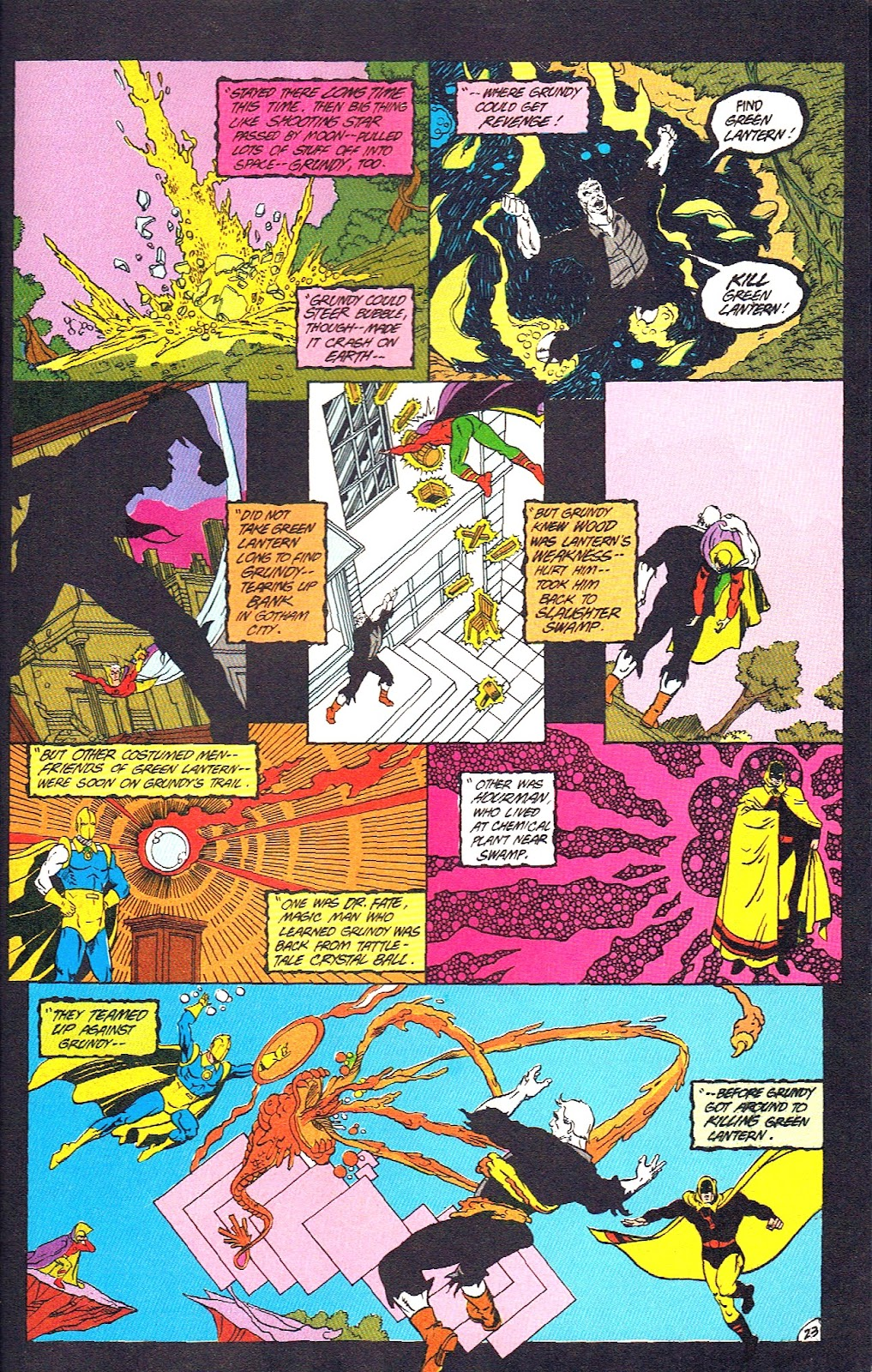Infinity Inc. (1984) issue 39 - Page 25