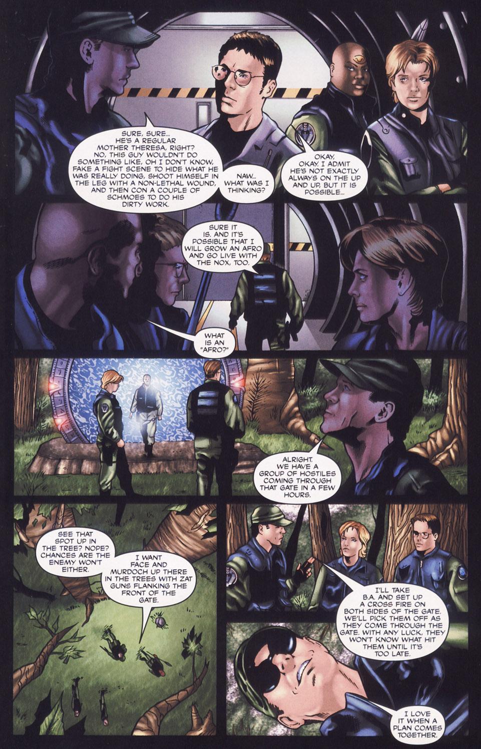 Read online Stargate SG-1: Aris Boch comic -  Issue # Full - 11