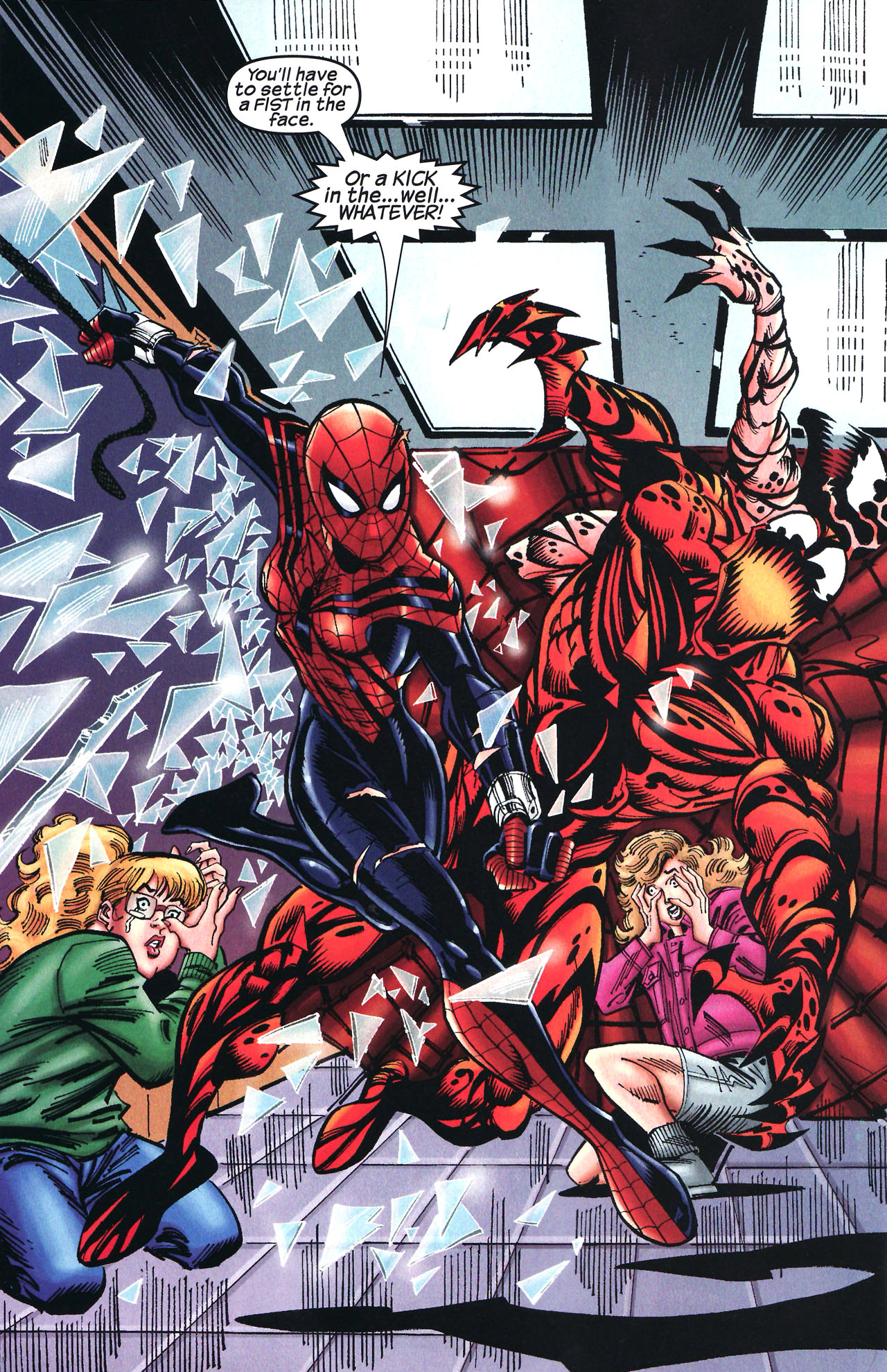 Read online Amazing Spider-Girl comic -  Issue #12 - 16