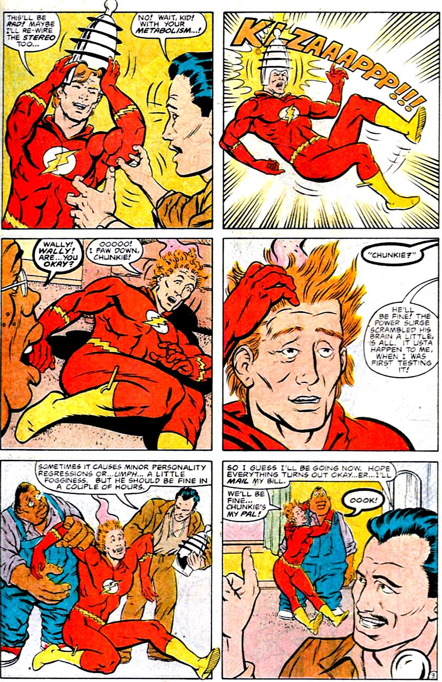 Read online The Flash (1987) comic -  Issue # _Annual 3 - 34
