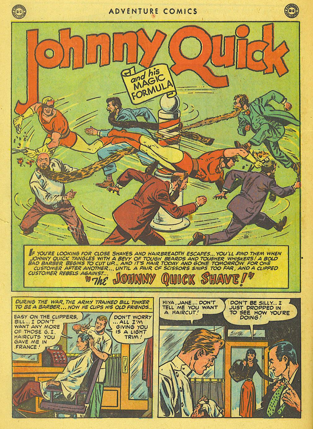 Read online Adventure Comics (1938) comic -  Issue #138 - 42