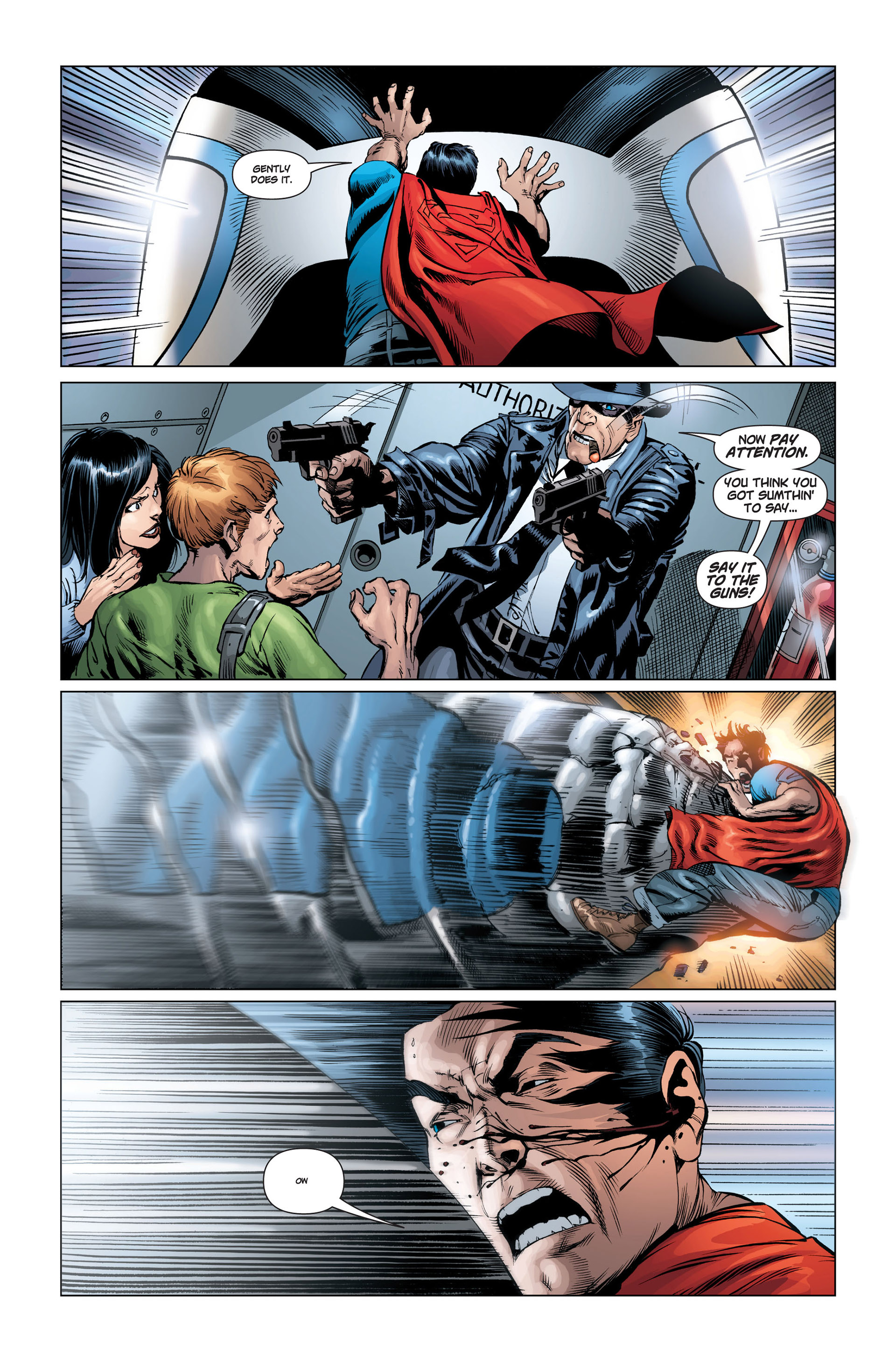 Read online Action Comics (2011) comic -  Issue #1 - 30