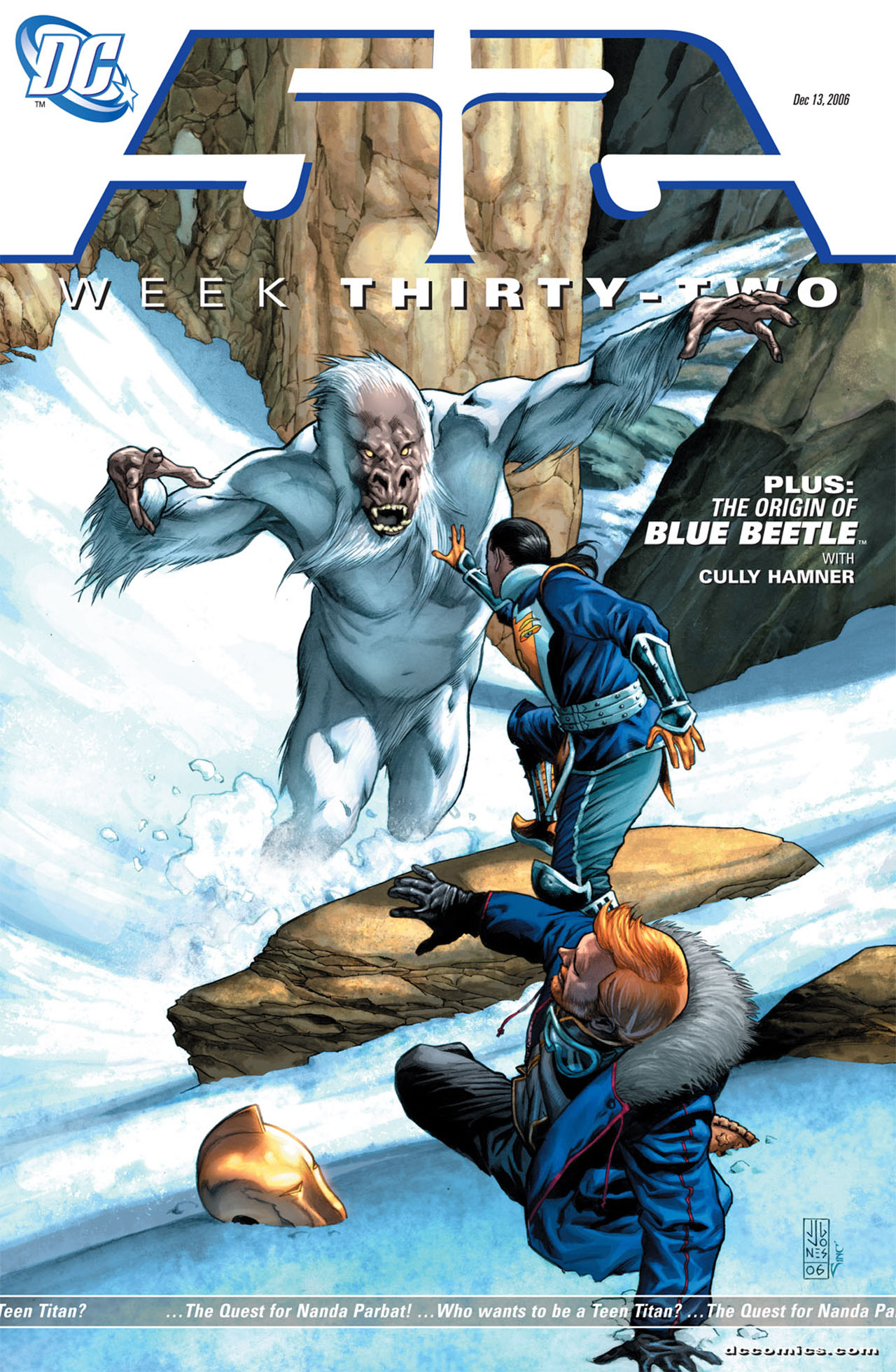 Read online 52 comic -  Issue #32 - 1