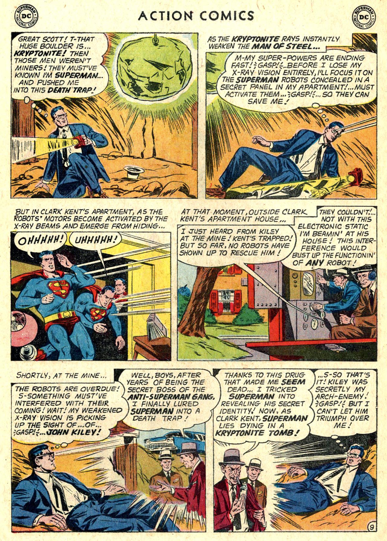 Action Comics (1938) 276 Page 10