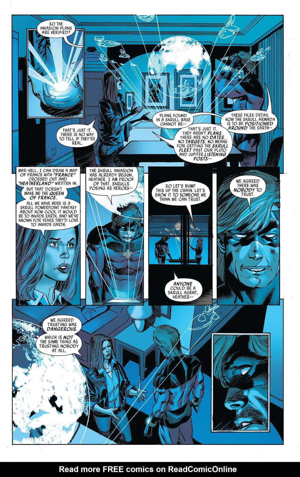 Read online Secret Invasion: Rise of the Skrulls comic -  Issue # TPB (Part 4) - 75