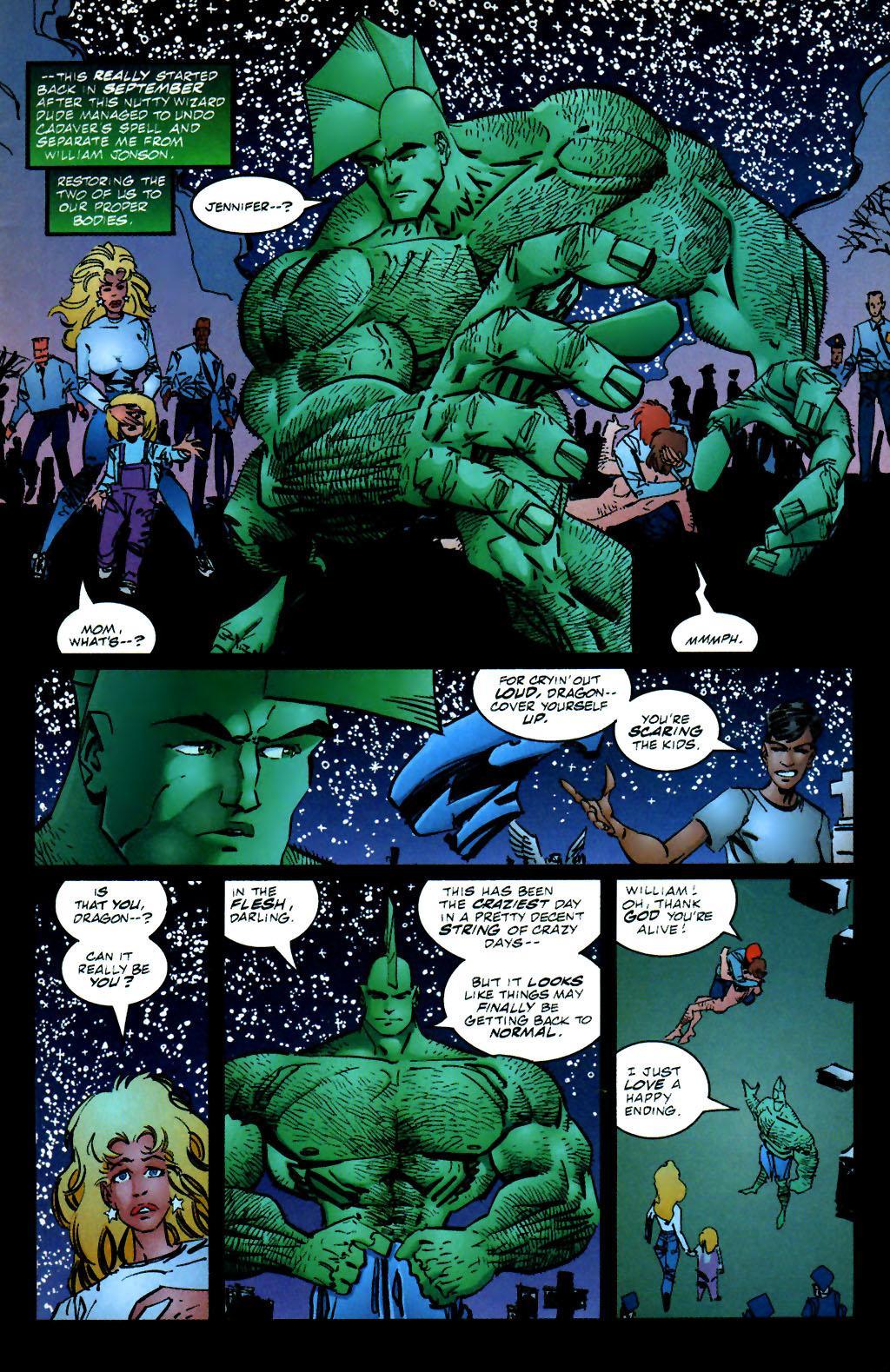 The Savage Dragon (1993) Issue #59 #62 - English 7