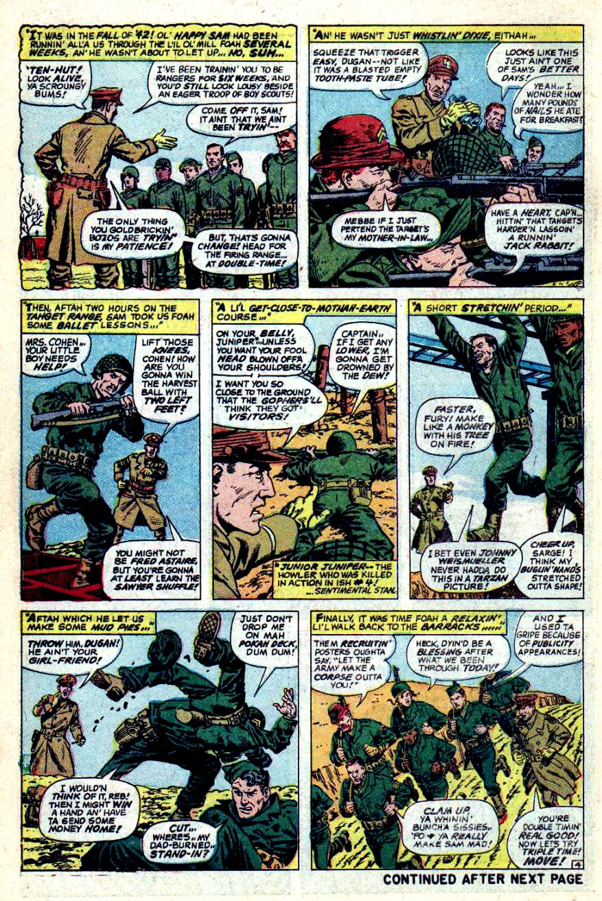 Read online Sgt. Fury comic -  Issue #44 - 6
