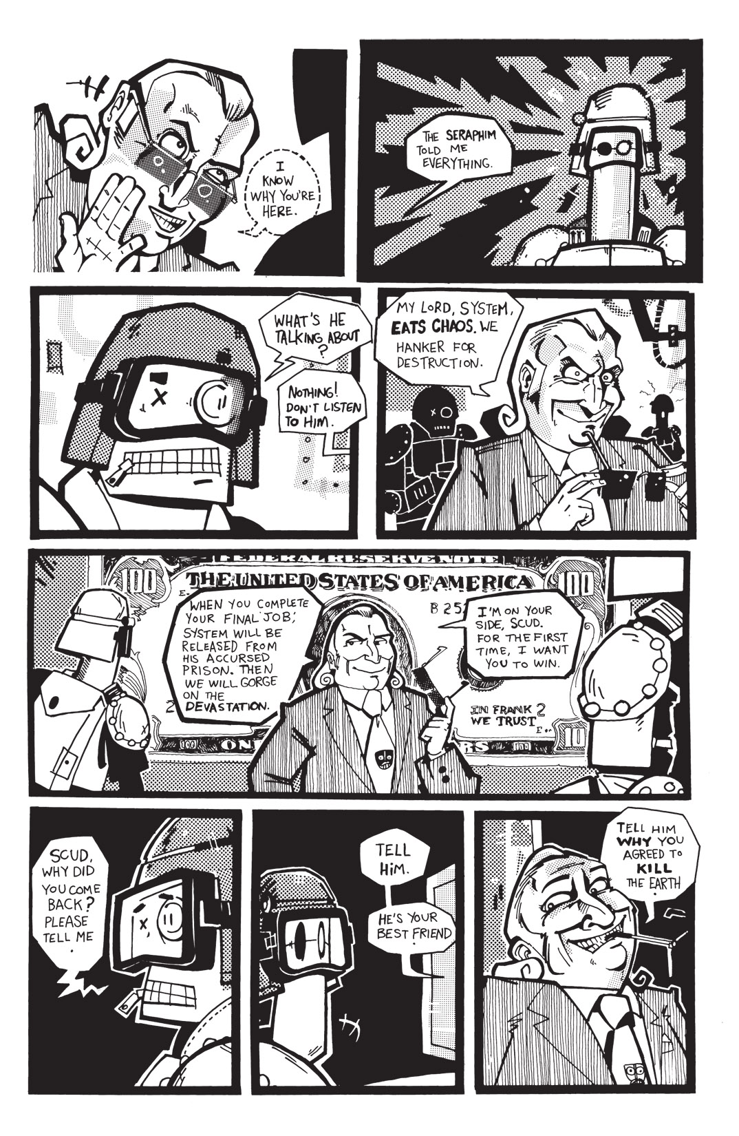 Read online Scud: The Disposable Assassin: The Whole Shebang comic -  Issue # TPB (Part 4) - 61