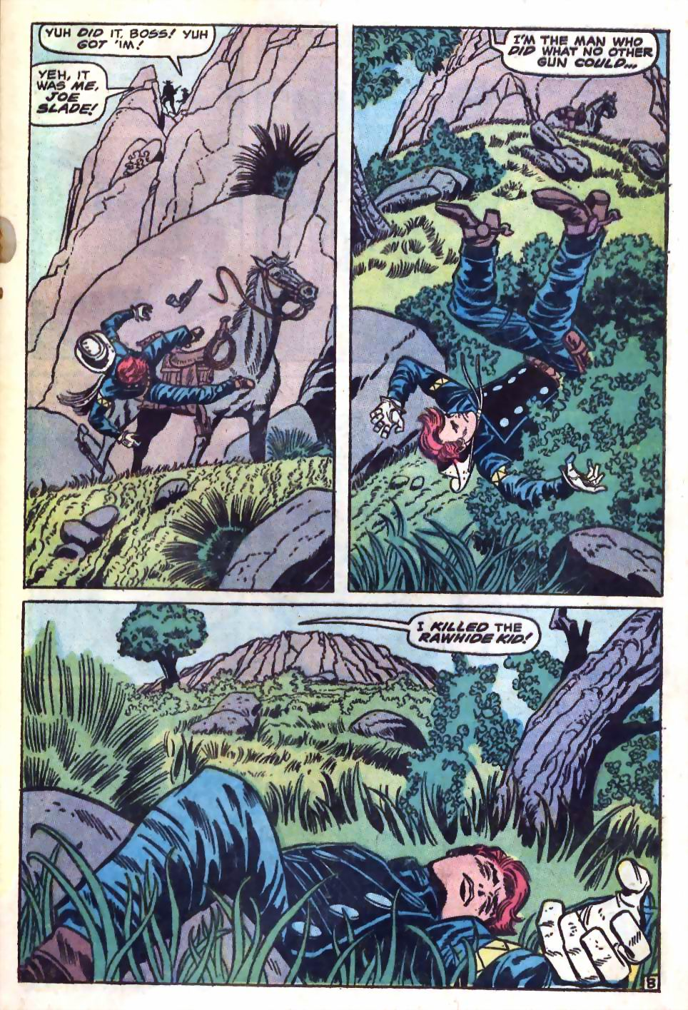 The Rawhide Kid (1955) issue 75 - Page 13