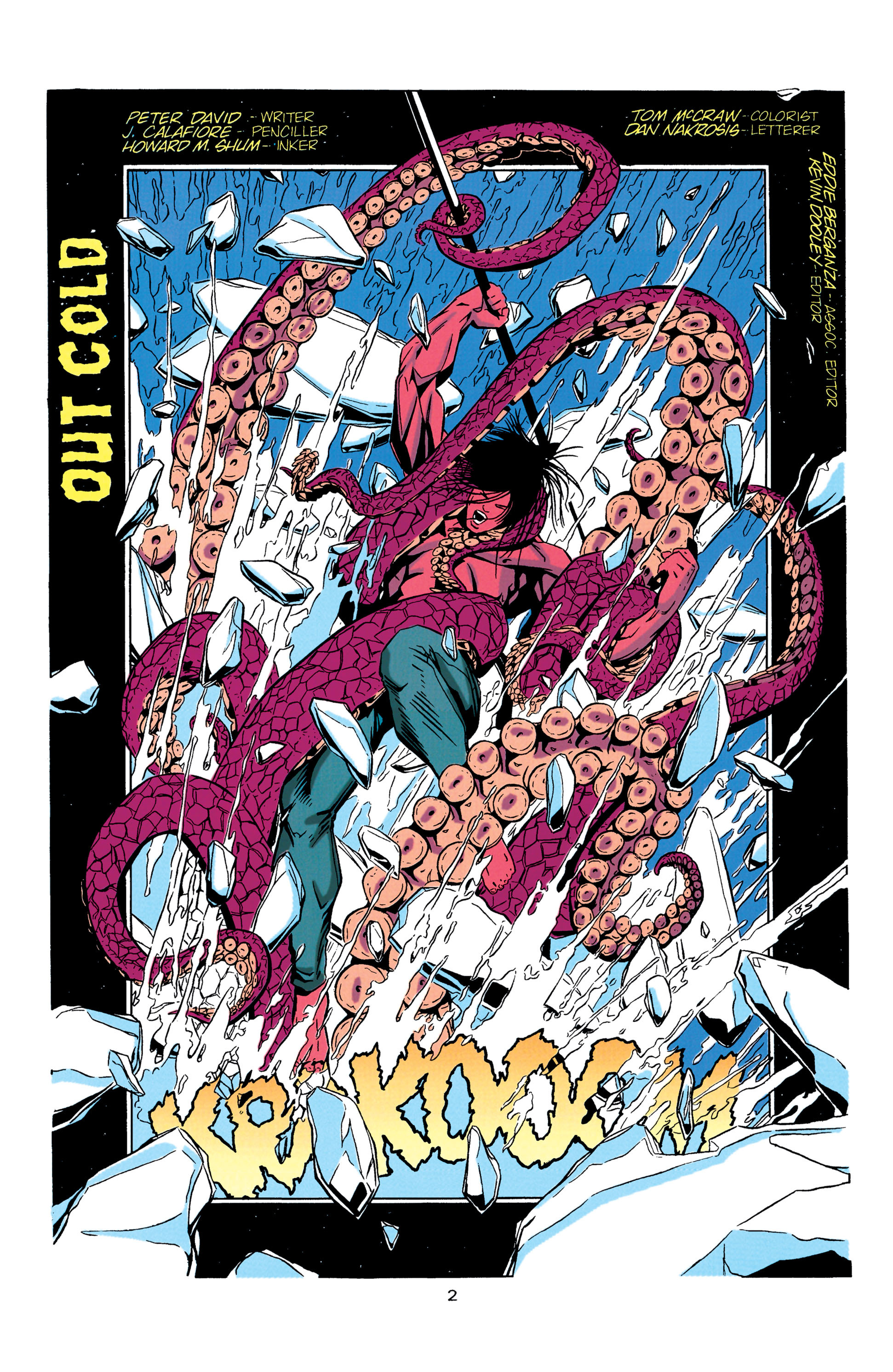 Read online Aquaman (1994) comic -  Issue #5 - 3