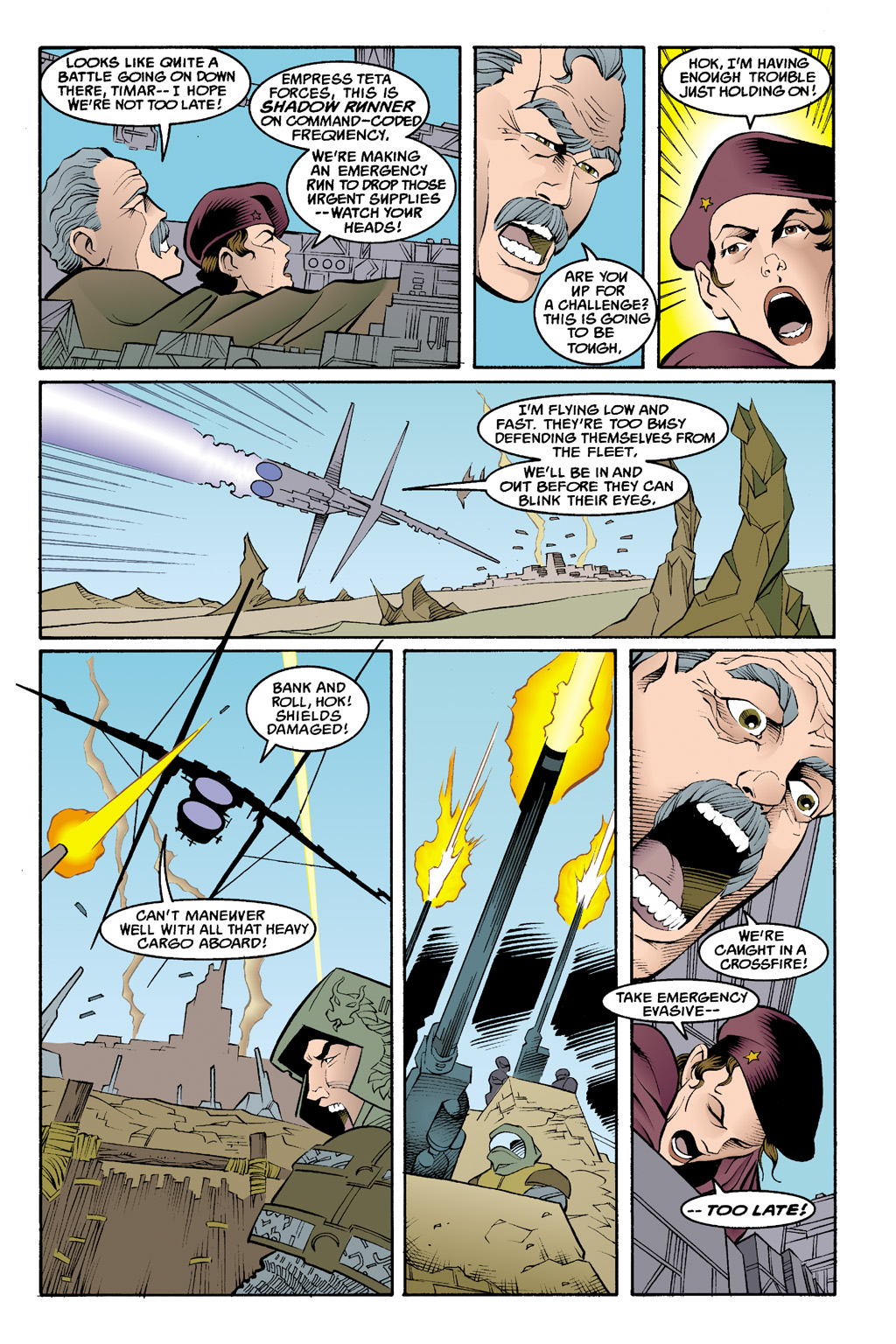 Read online Star Wars Omnibus comic -  Issue # Vol. 4 - 16