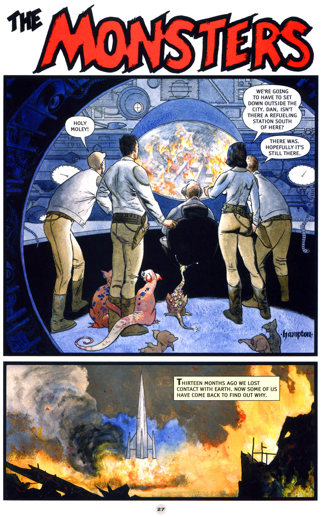 Read online Solo (2004) comic -  Issue #9 - 28