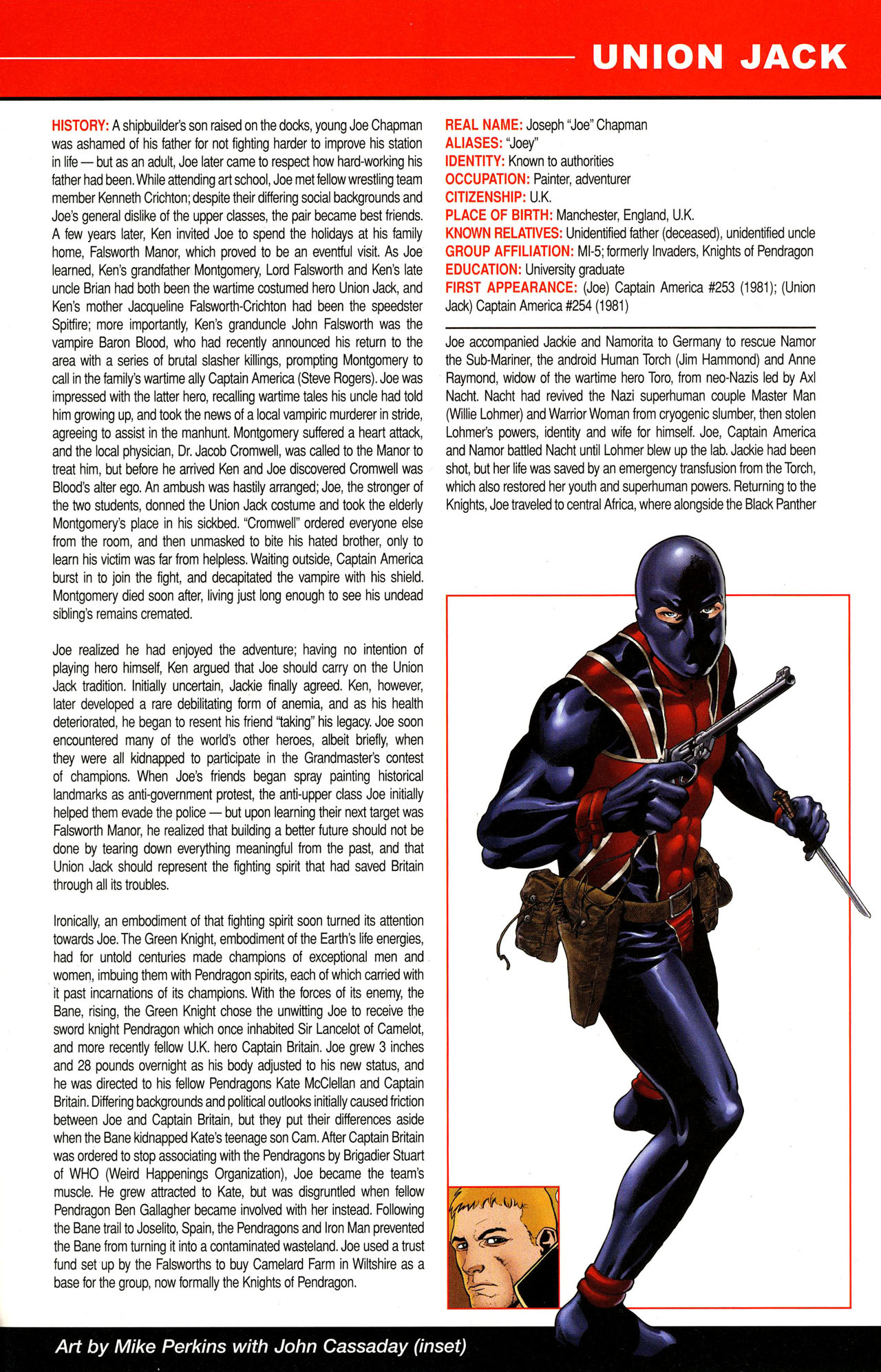 Read online All-New Official Handbook of the Marvel Universe A to Z comic -  Issue #12 - 9