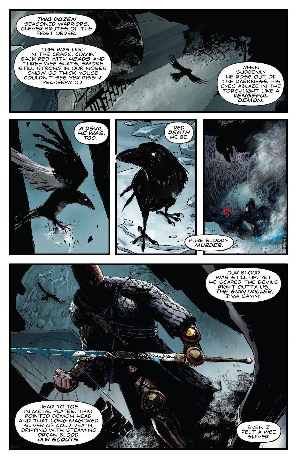 Read online Giantkillers One-Shot comic -  Issue # Full - 5