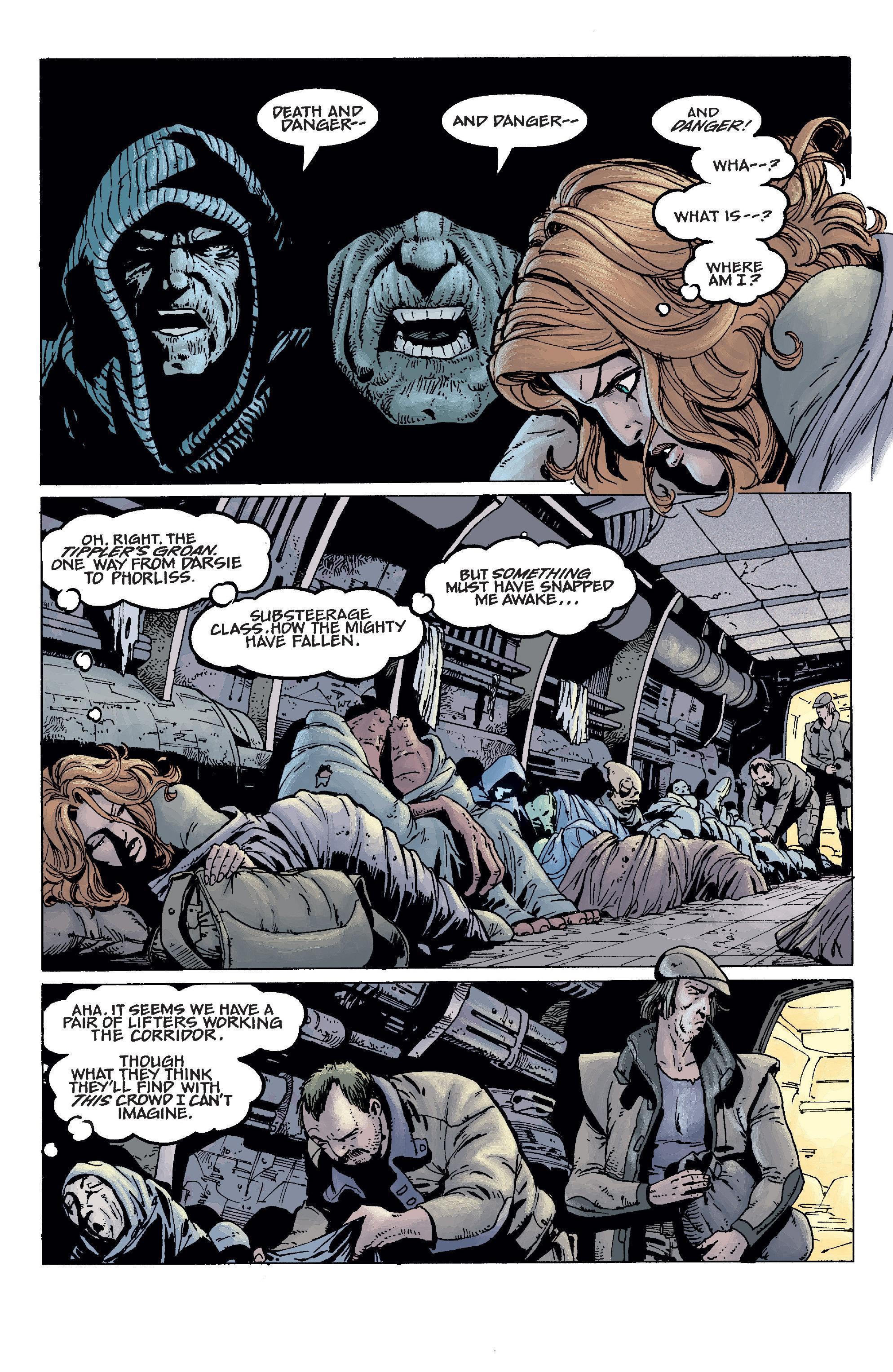 Read online Star Wars Omnibus comic -  Issue # Vol. 11 - 227