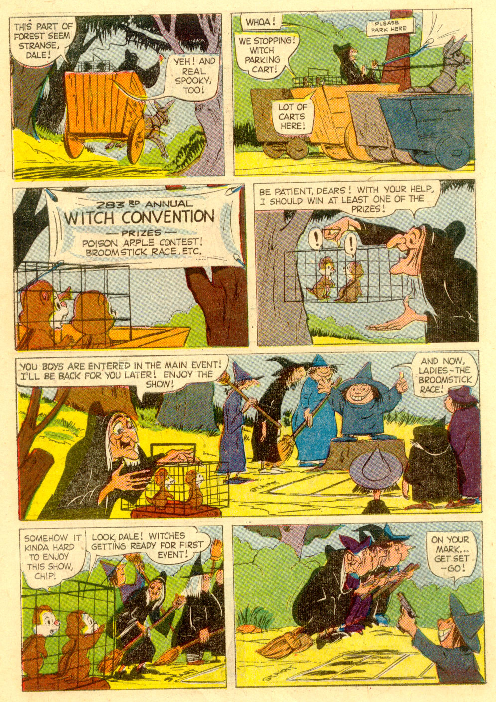 Walt Disney's Comics and Stories issue 223 - Page 22