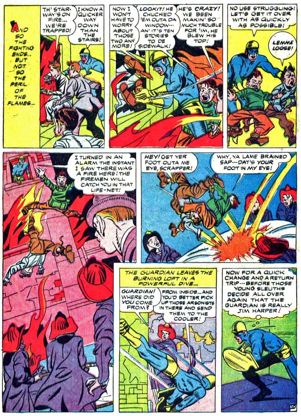Star Spangled Comics (1941) issue 27 - Page 12
