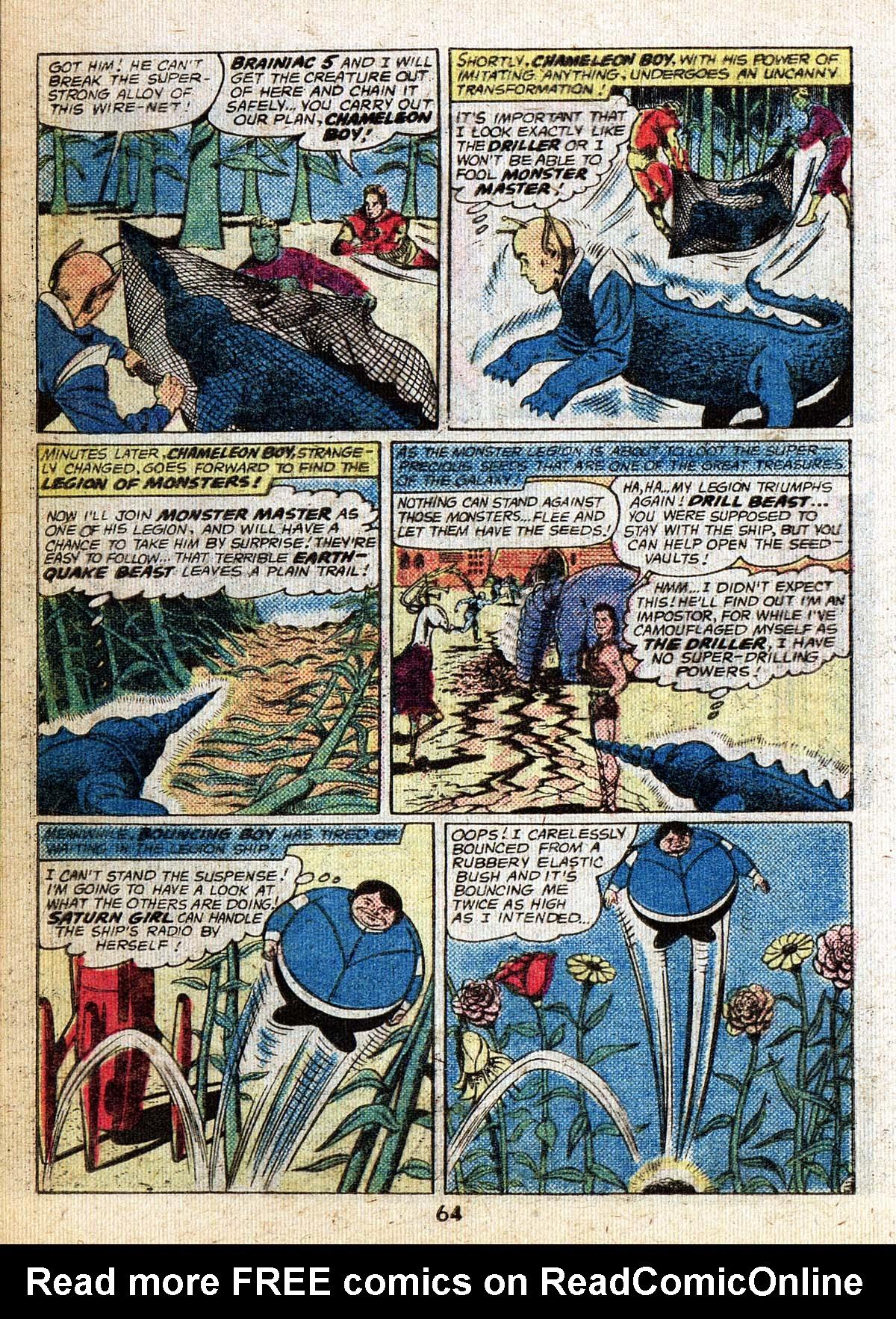 Read online Adventure Comics (1938) comic -  Issue #500 - 64