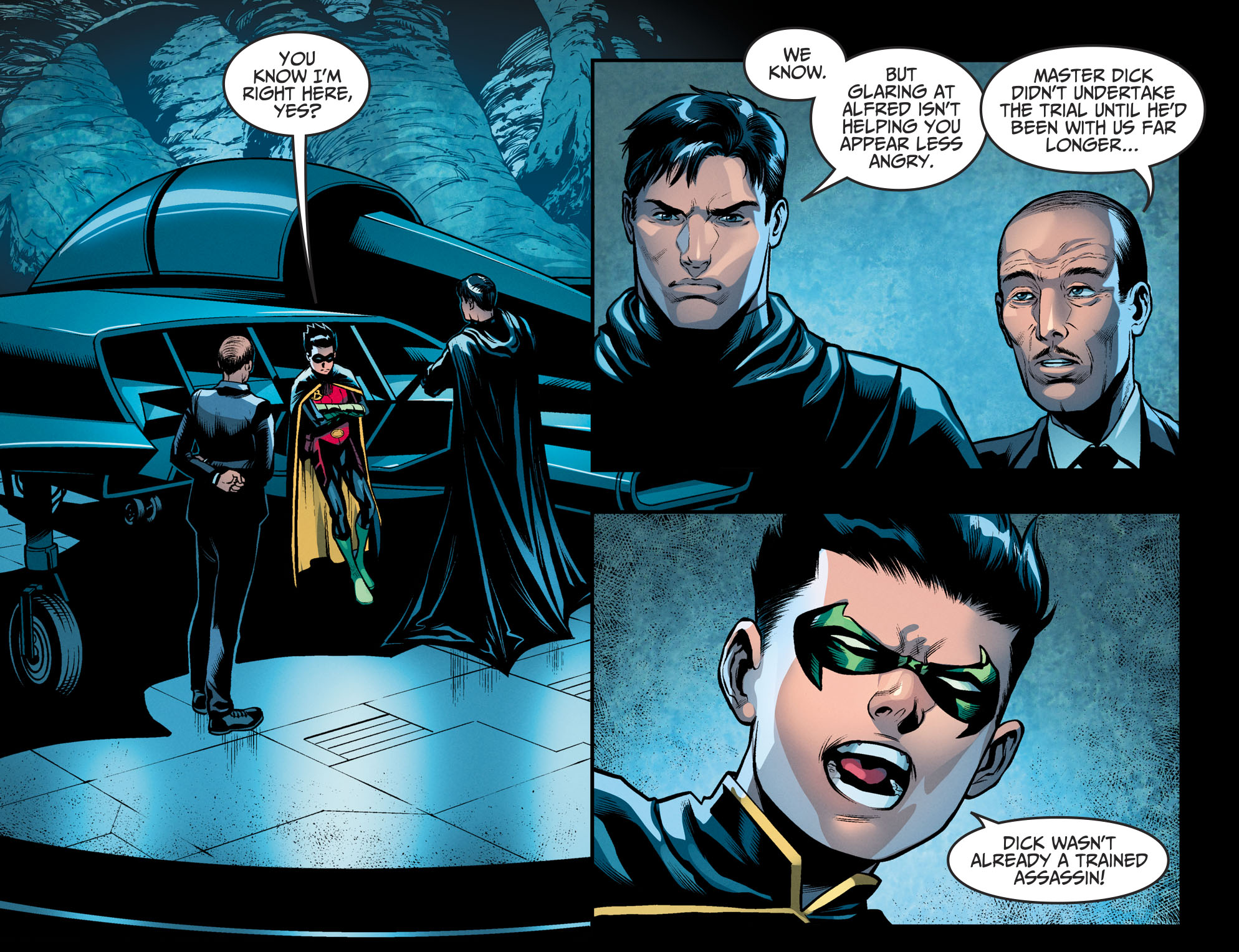 Read online Injustice 2 comic -  Issue #8 - 7