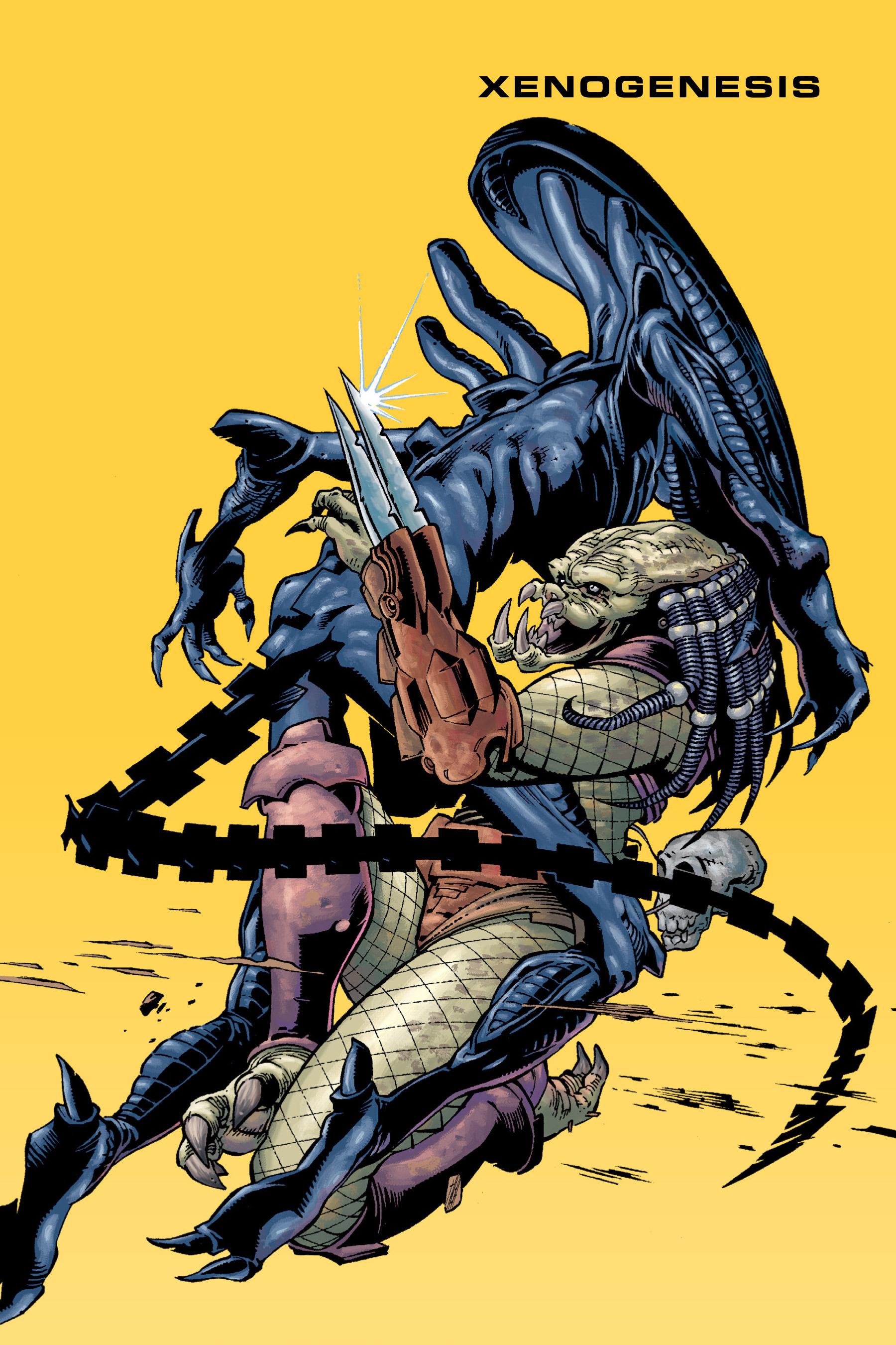 Read online Aliens vs. Predator Omnibus comic -  Issue # _TPB 2 Part 4 - 34