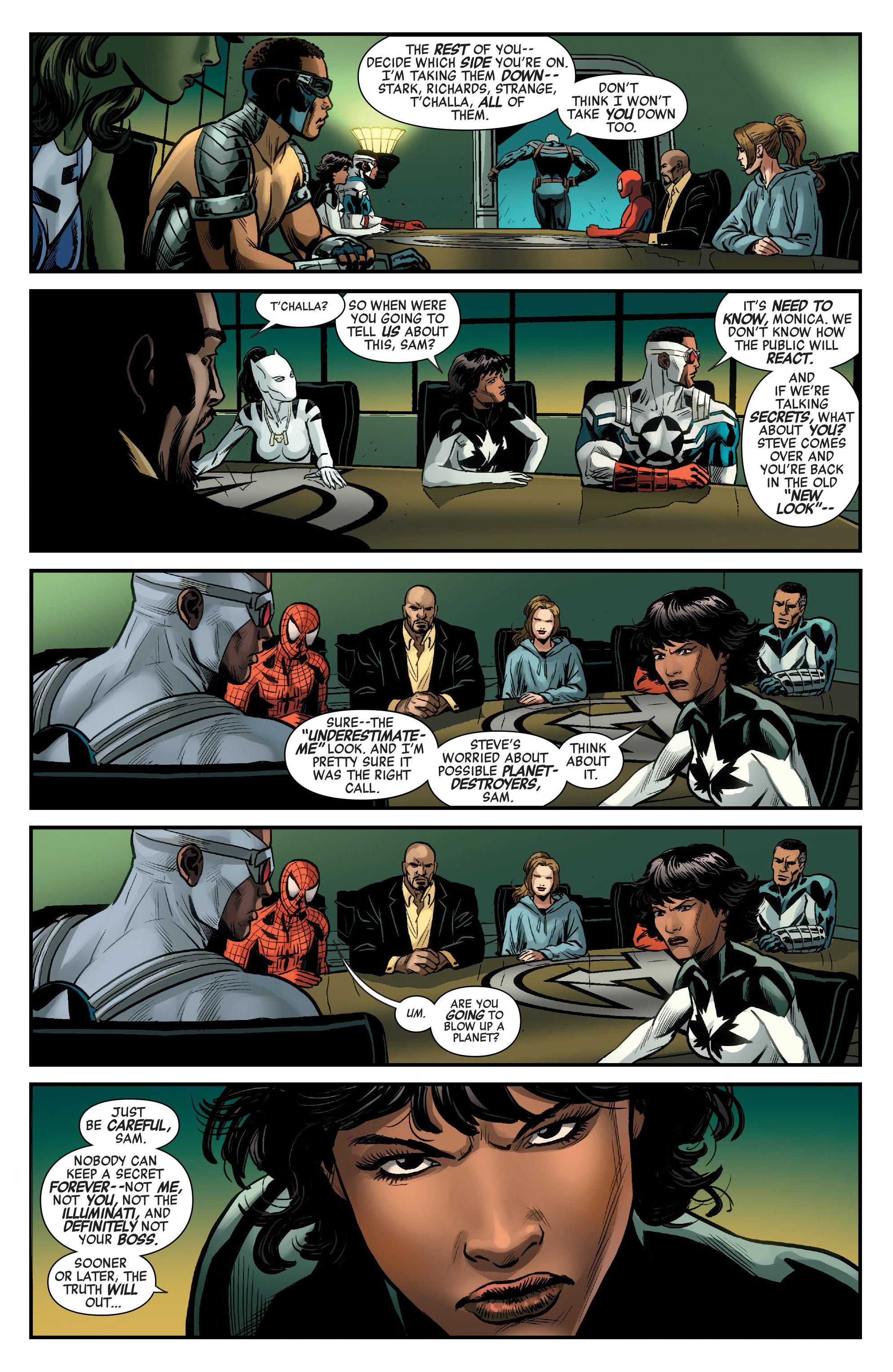 Read online Secret Wars: Last Days of the Marvel Universe comic -  Issue # TPB (Part 1) - 12