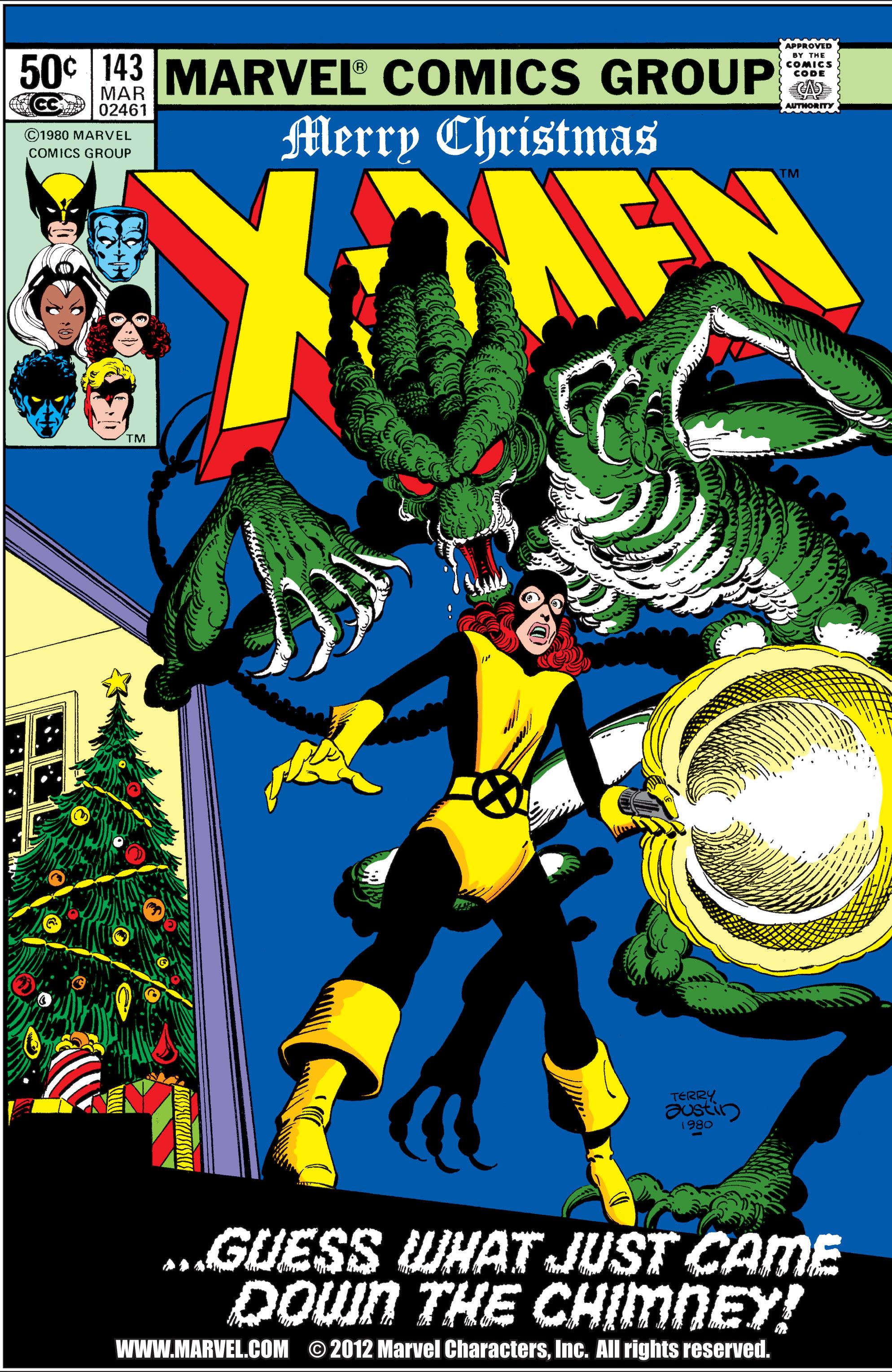 Uncanny X-Men (1963) 143 Page 1