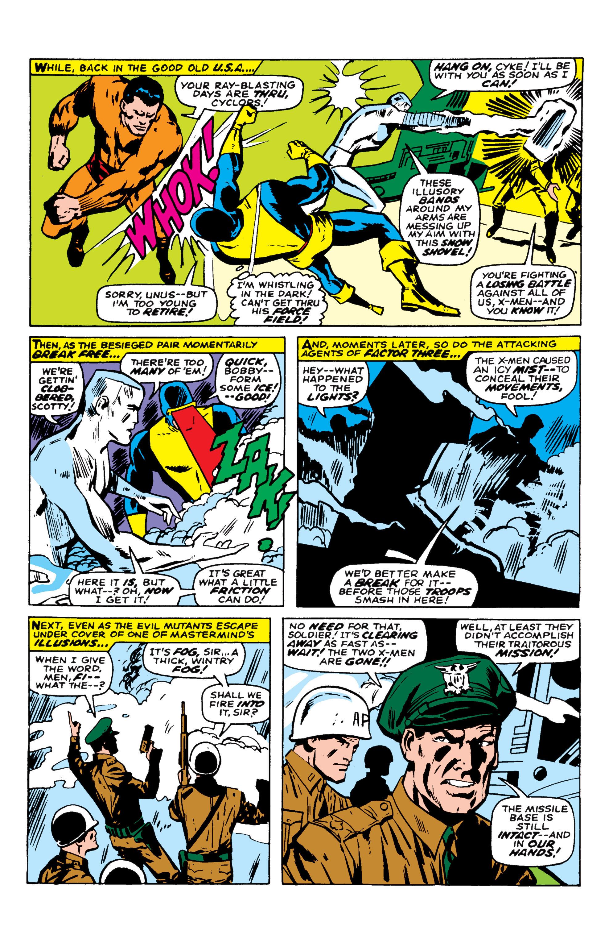 Uncanny X-Men (1963) 39 Page 6