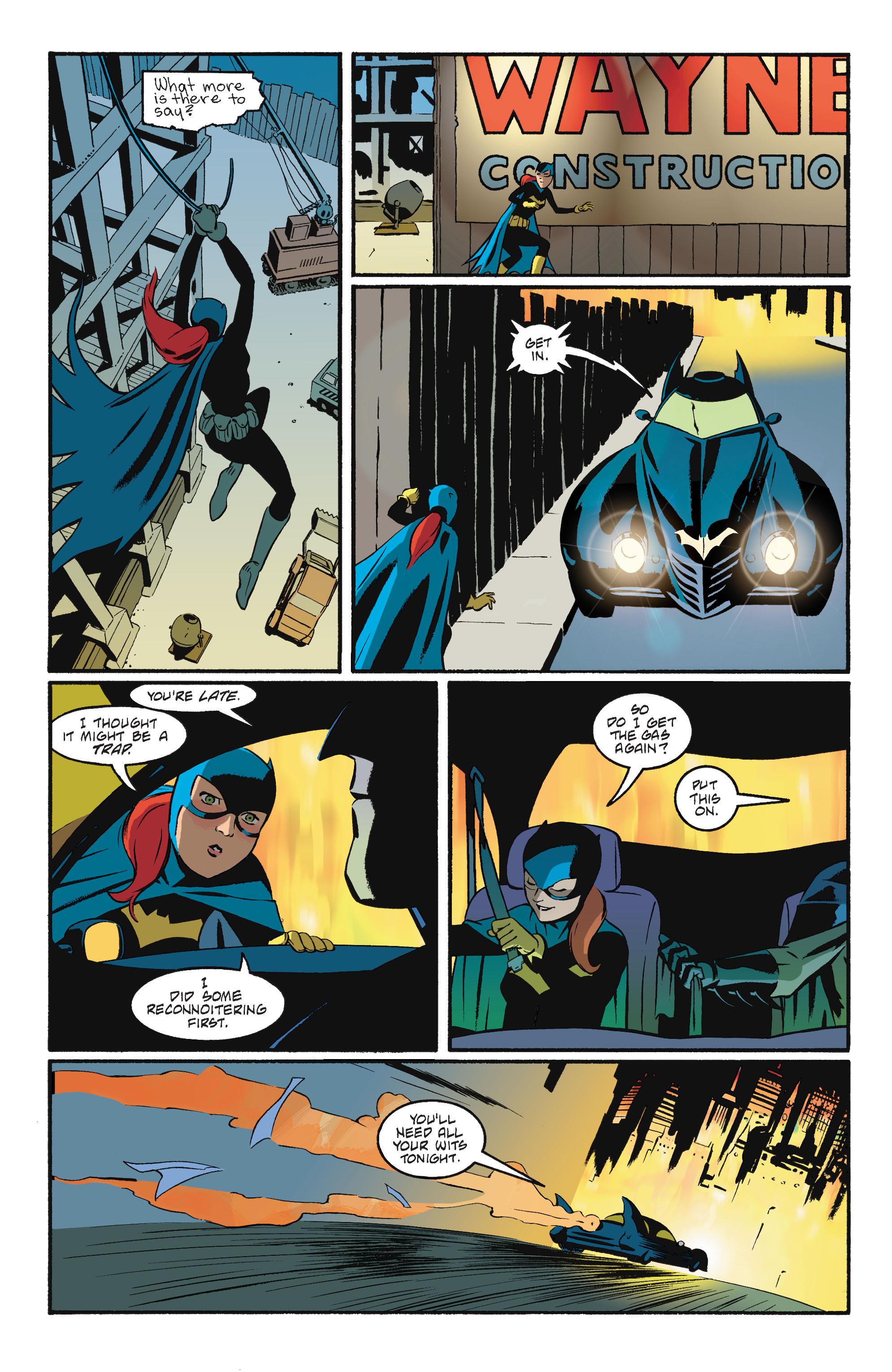 Read online Batgirl/Robin: Year One comic -  Issue # TPB 2 - 190