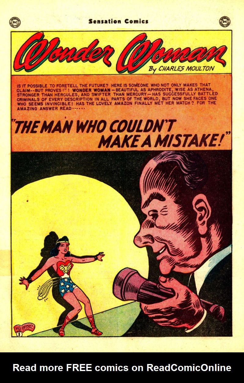 Read online Sensation (Mystery) Comics comic -  Issue #99 - 3