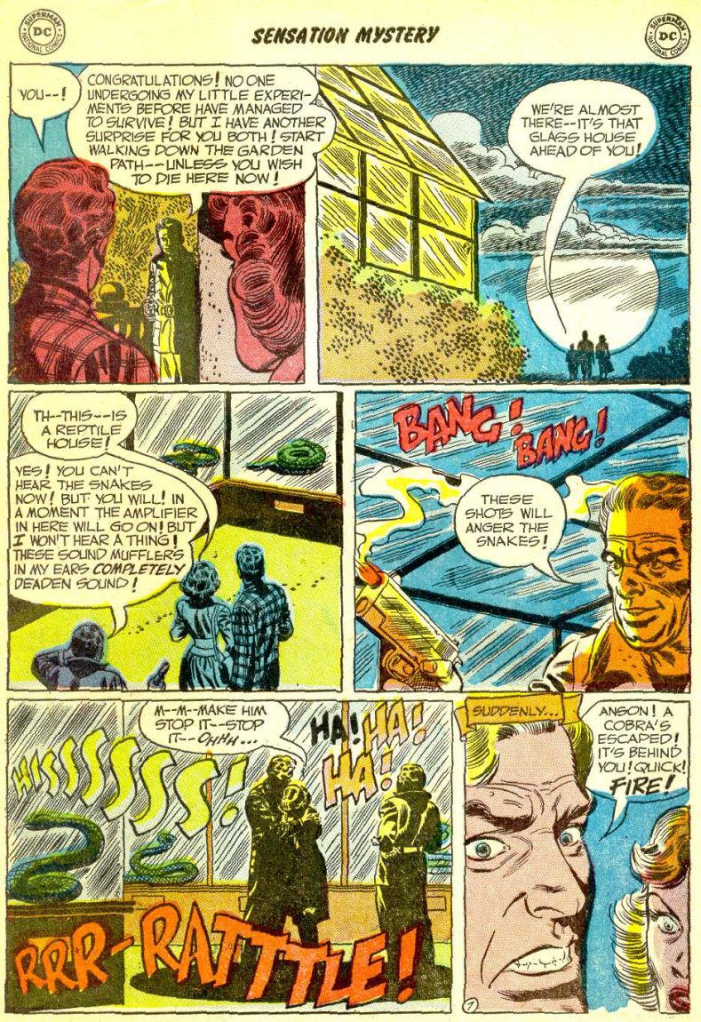 Read online Sensation (Mystery) Comics comic -  Issue #111 - 33