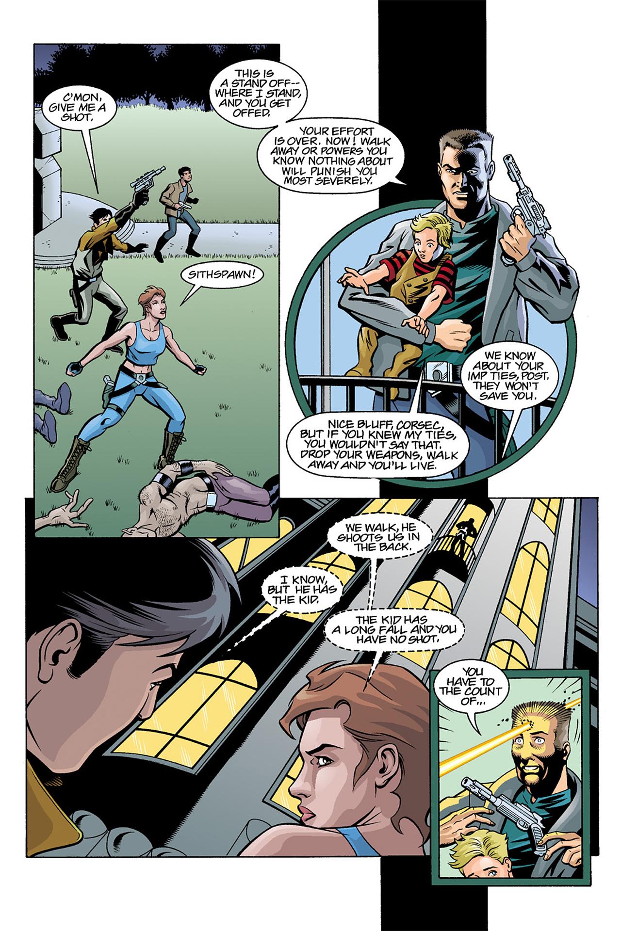 Read online Star Wars Omnibus comic -  Issue # Vol. 3 - 170