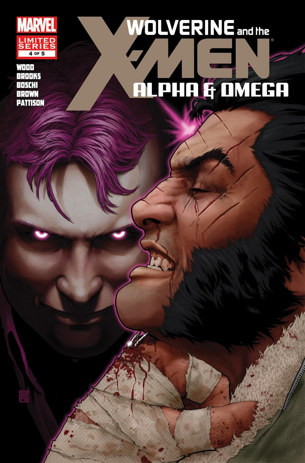 Wolverine and the X-Men: Alpha & Omega 4 Page 1