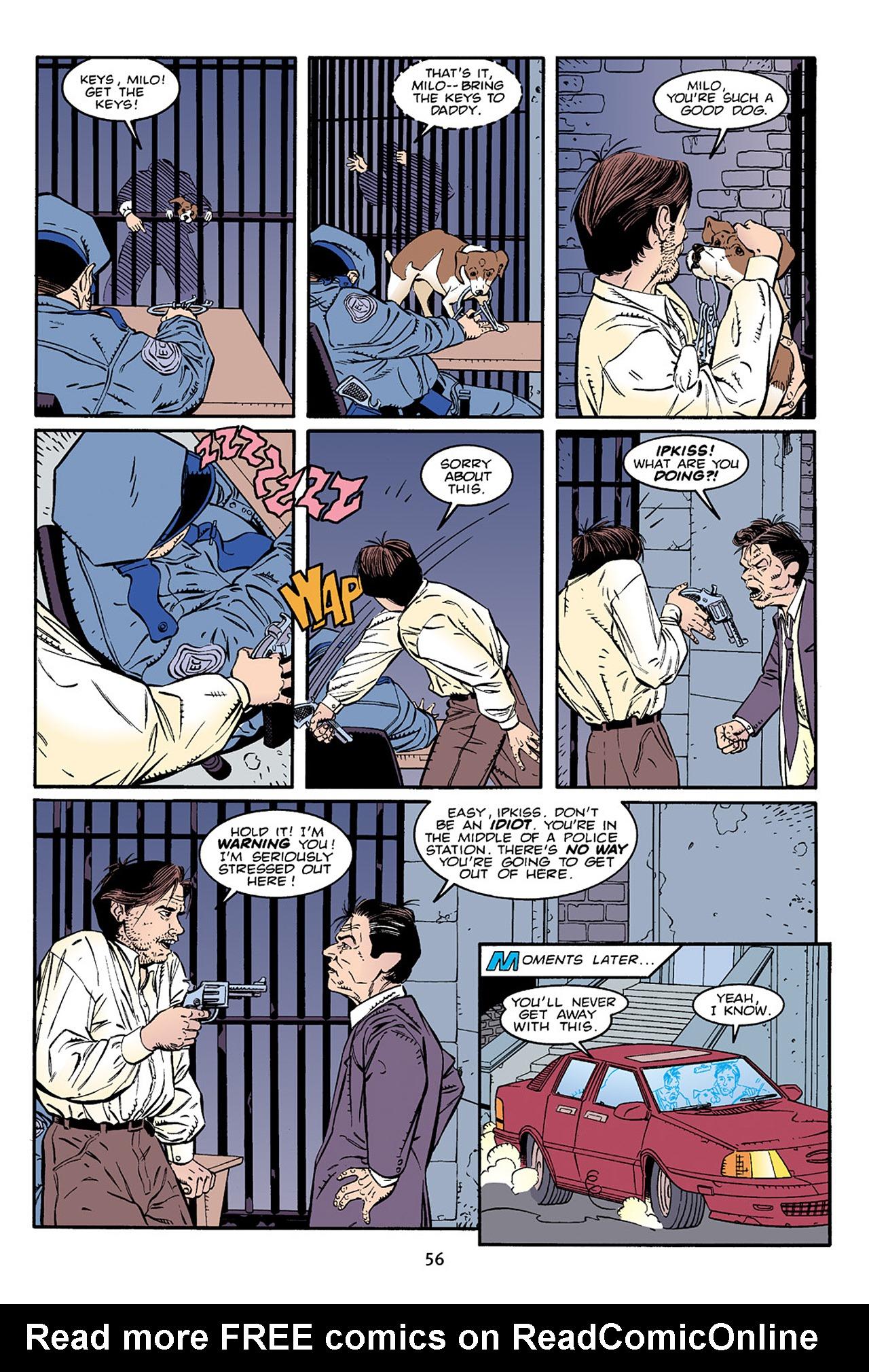 Read online Adventures Of The Mask Omnibus comic -  Issue #Adventures Of The Mask Omnibus Full - 56
