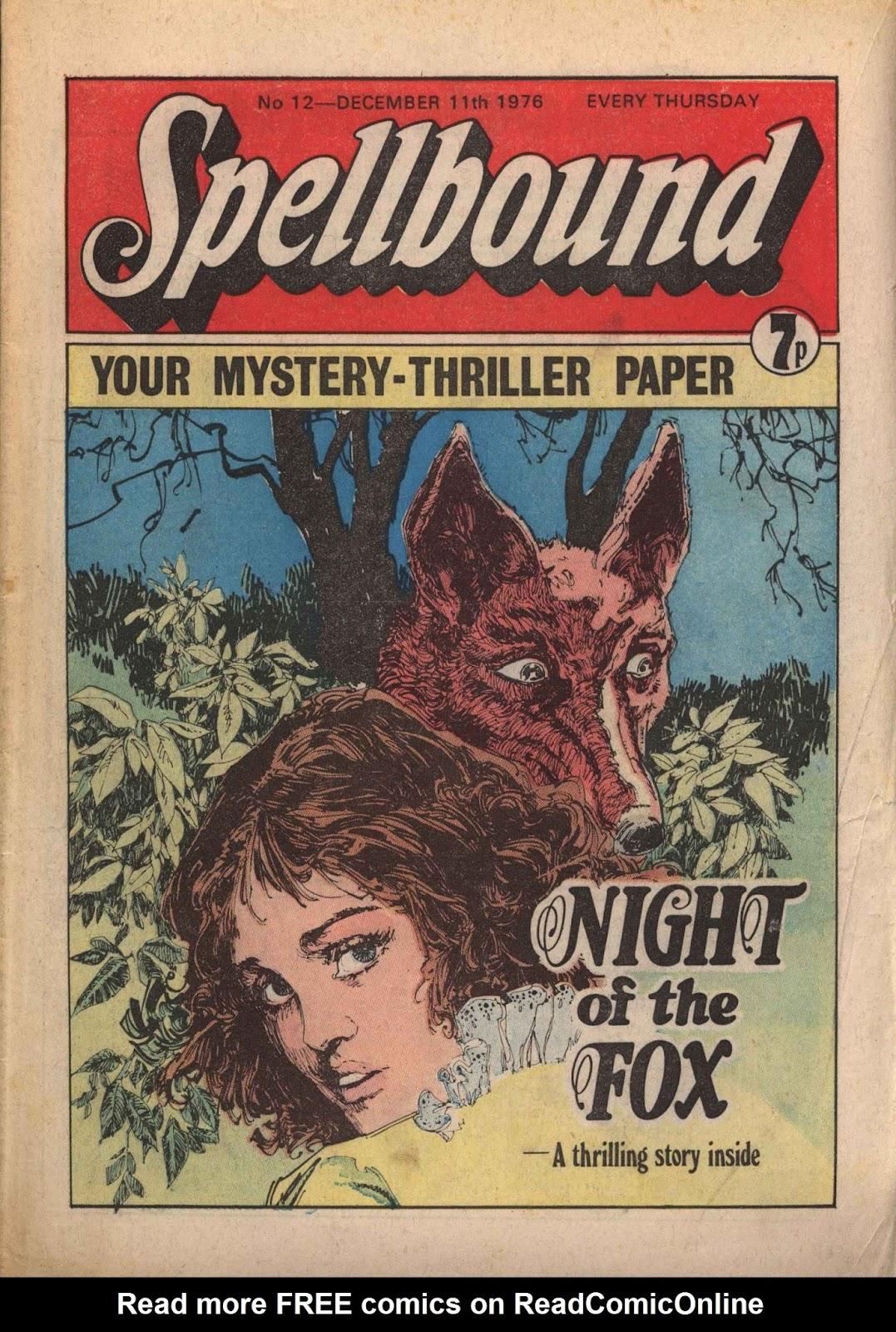 Spellbound (1988) issue 12 - Page 1