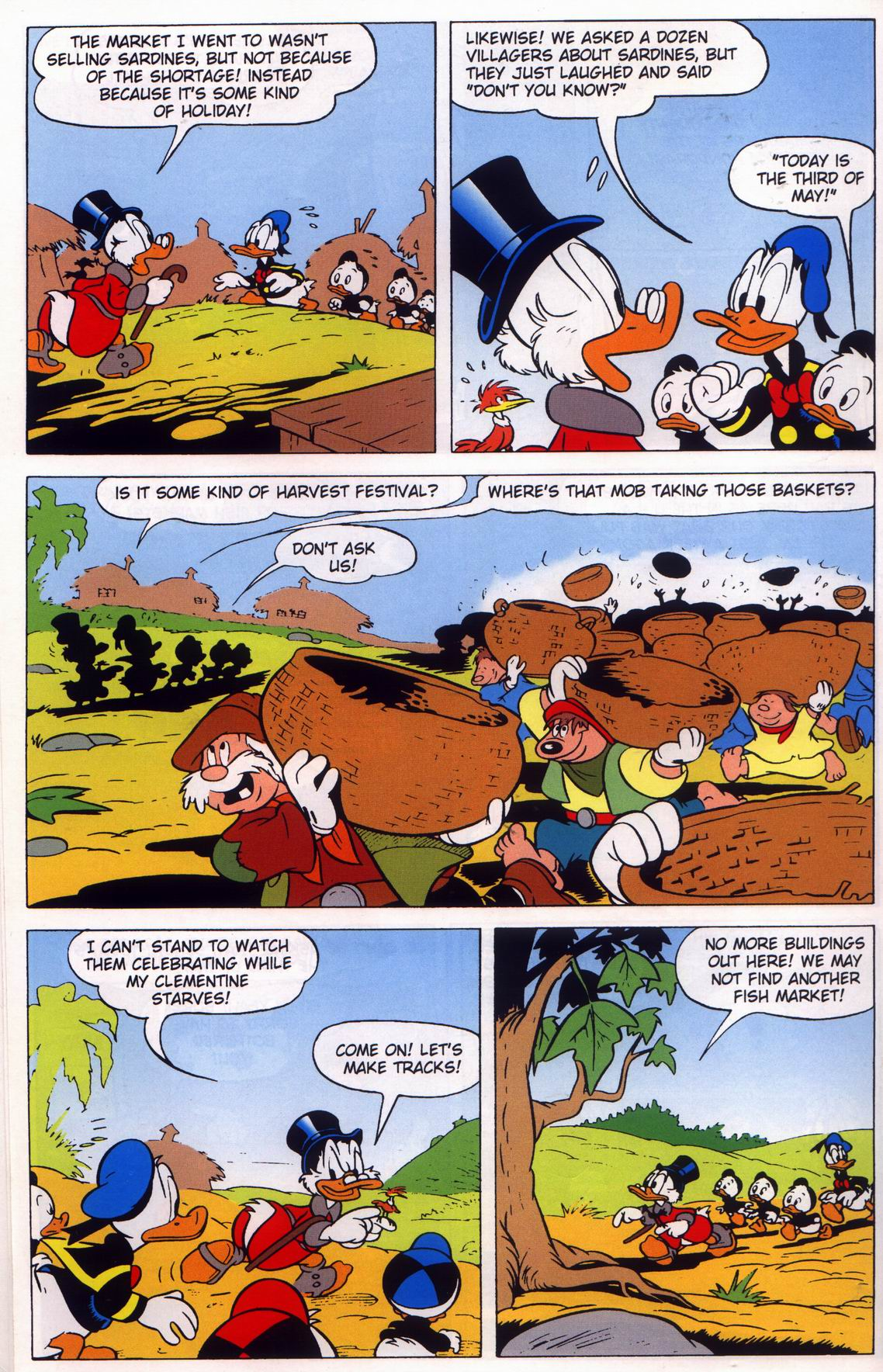 Read online Uncle Scrooge (1953) comic -  Issue #316 - 12
