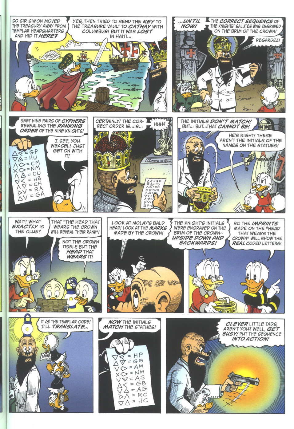 Read online Uncle Scrooge (1953) comic -  Issue #342 - 45