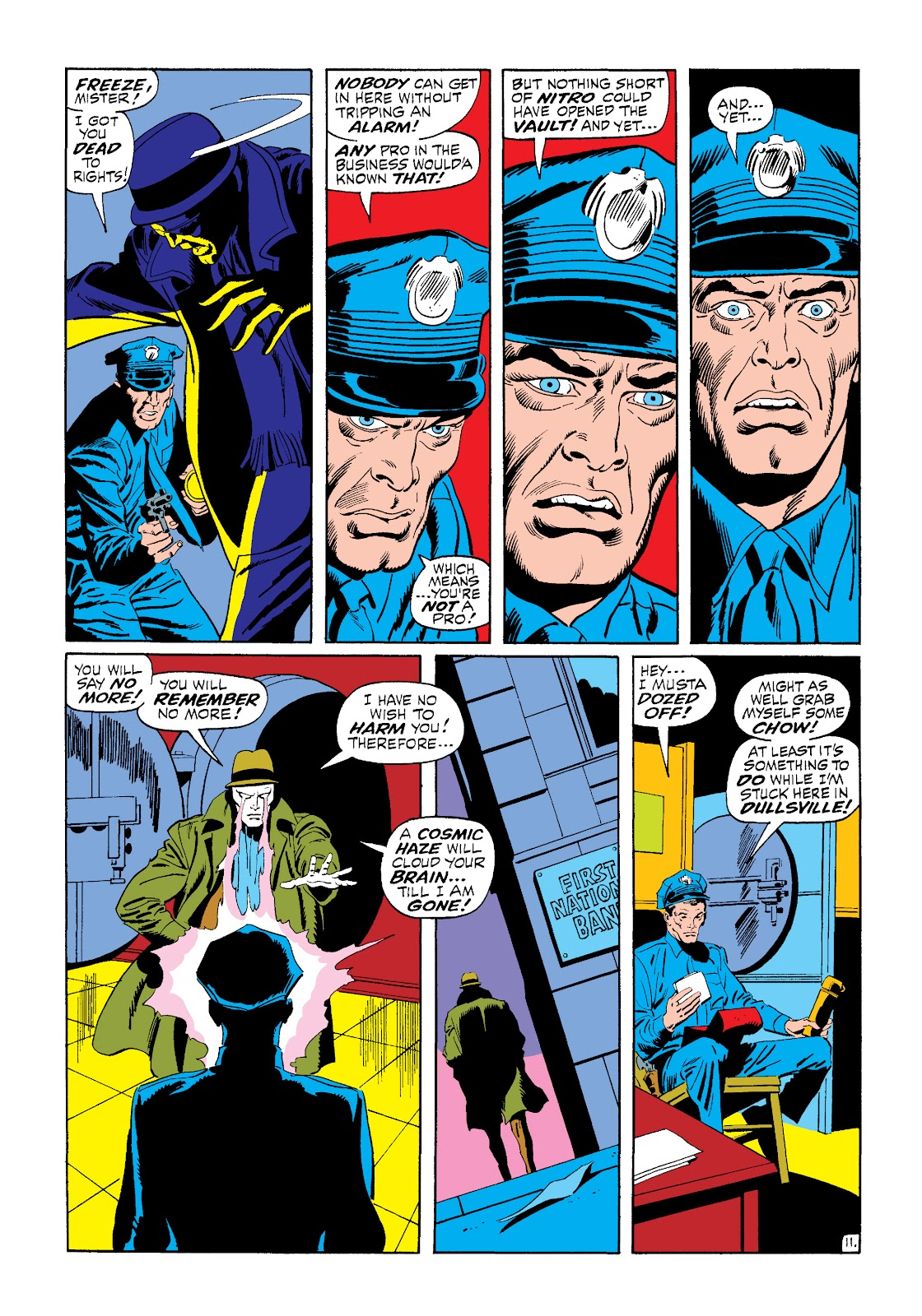 Read online Marvel Masterworks: The Silver Surfer comic - Issue # TPB 1 (Part 2) - 79