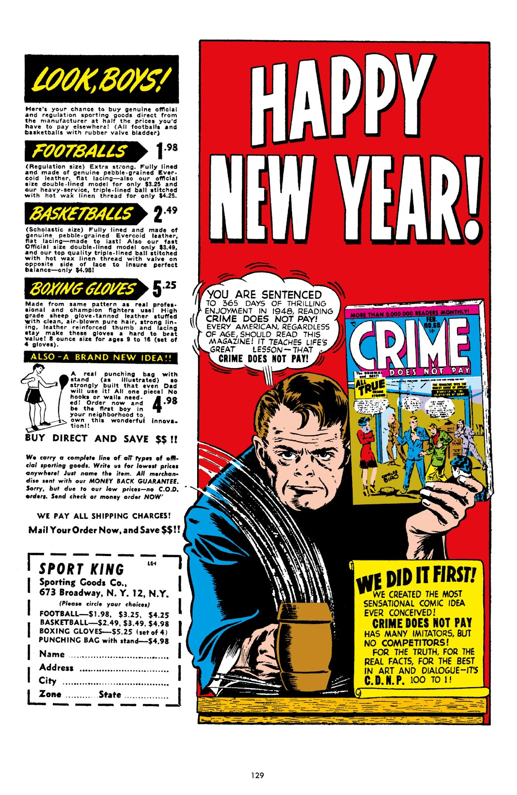 Read online Crime Does Not Pay Archives comic -  Issue # TPB 10 (Part 2) - 30