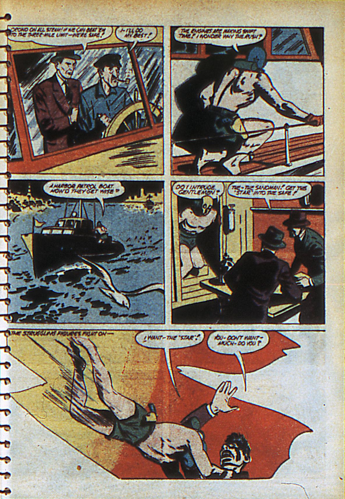 Read online Adventure Comics (1938) comic -  Issue #55 - 62