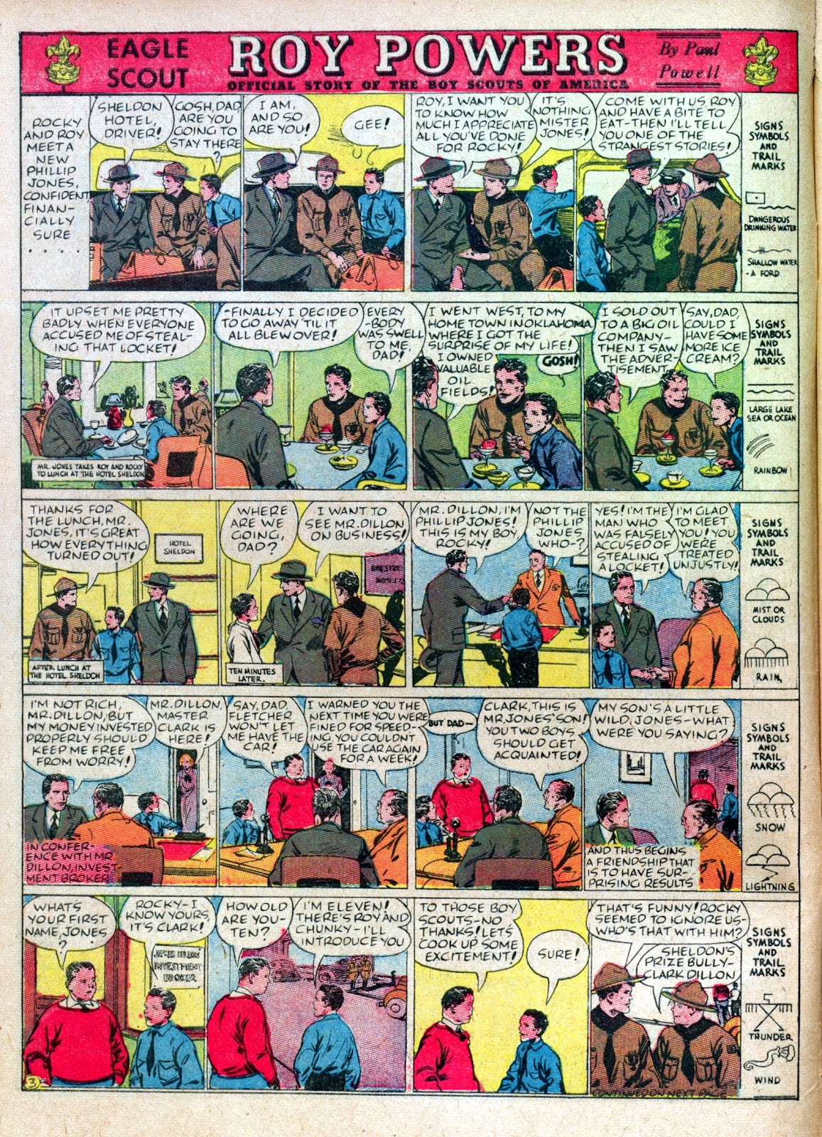 Read online Famous Funnies comic -  Issue #45 - 8