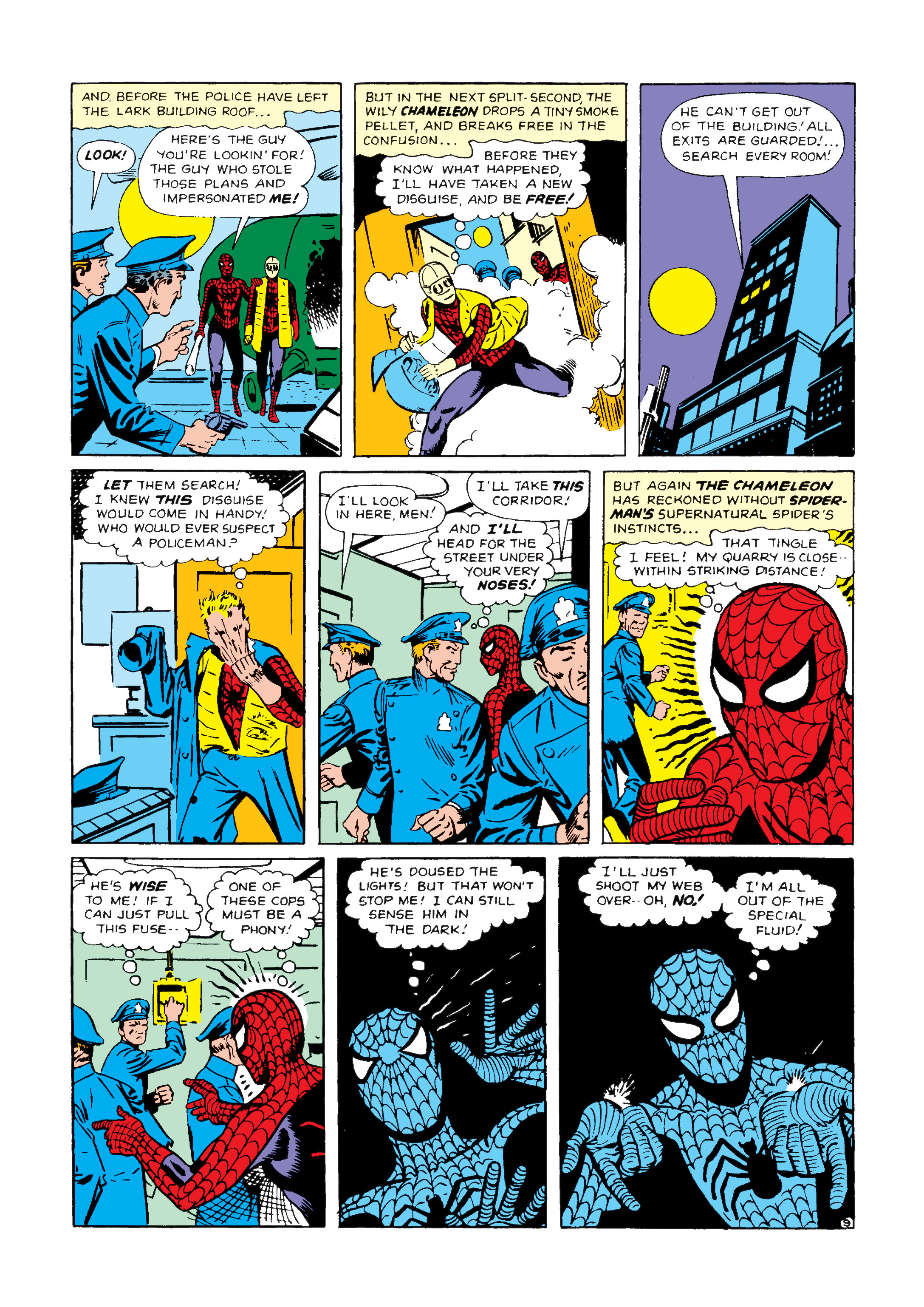 The Amazing Spider-Man (1963) 1 Page 23