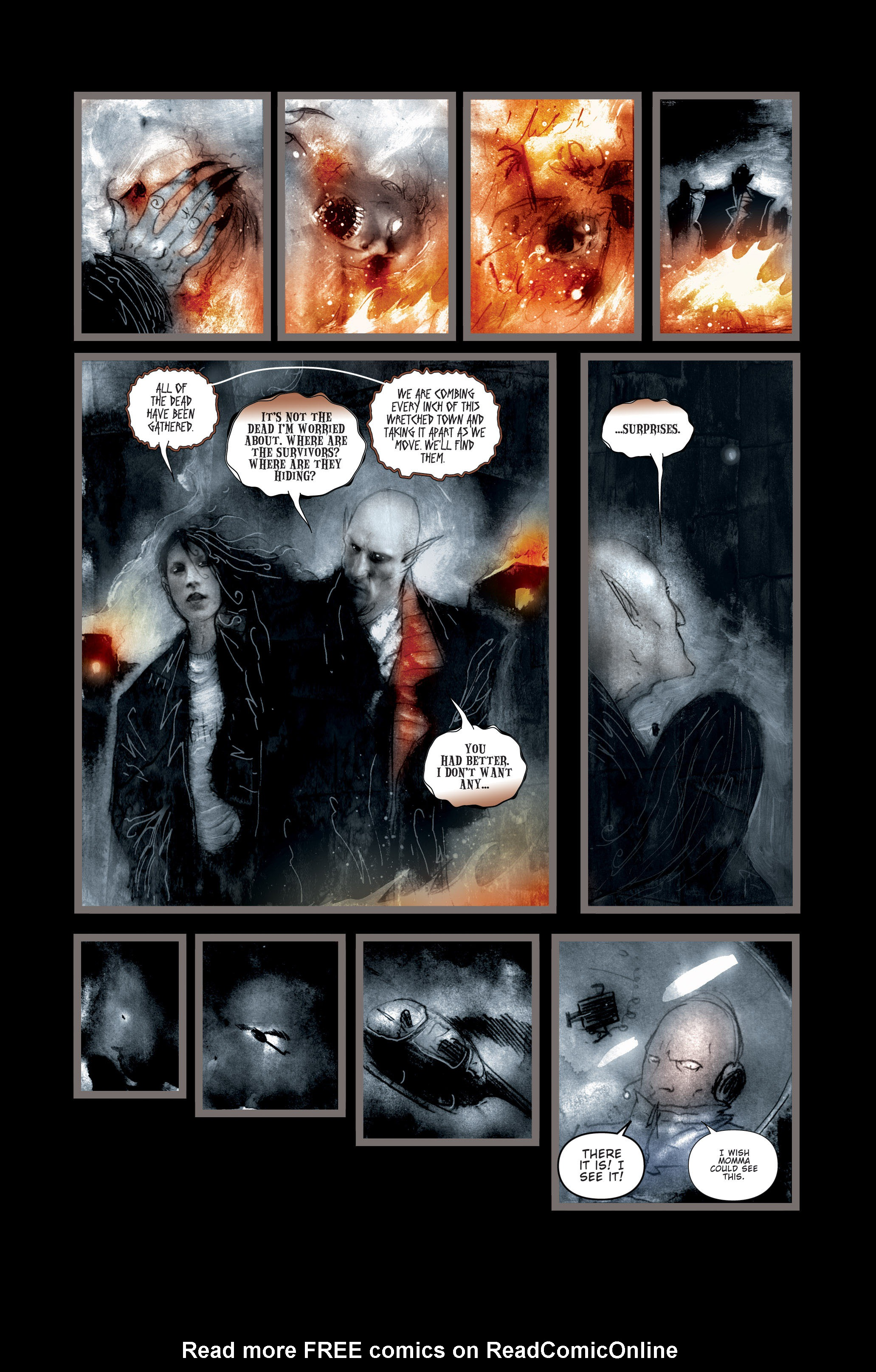 Read online 30 Days of Night (2002) comic -  Issue #3 - 8