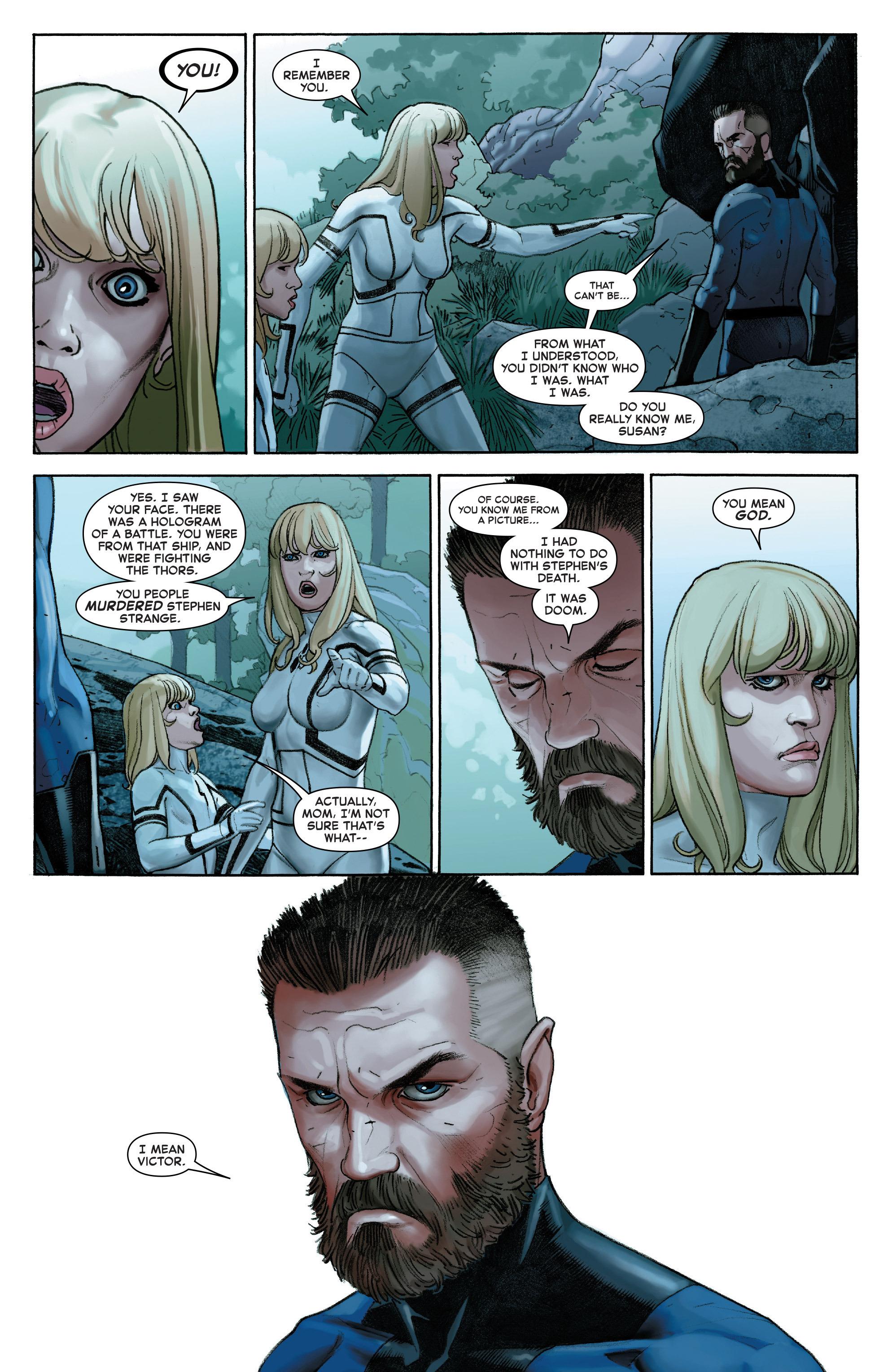 Read online Secret Wars comic -  Issue #9 - 8